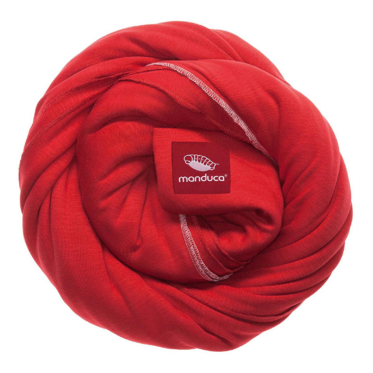 Porte bébé Echarpe de Portage Sling - Rouge