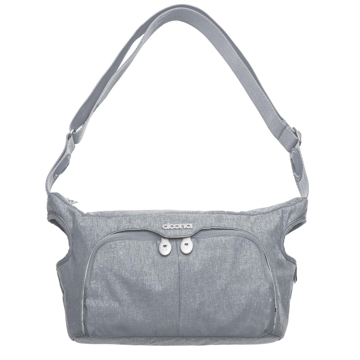 Sac à langer Sac à Langer Essential Bag - Gris Sac à Langer Essential Bag - Gris