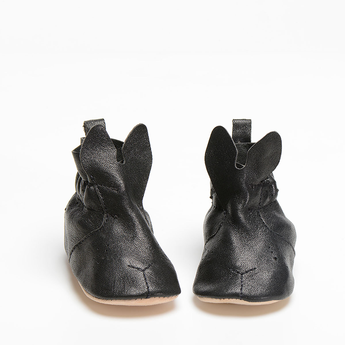 Chaussons & Chaussures Chaussures Lilou Black - Taille 22 Chaussures Lilou Black - Taille 22