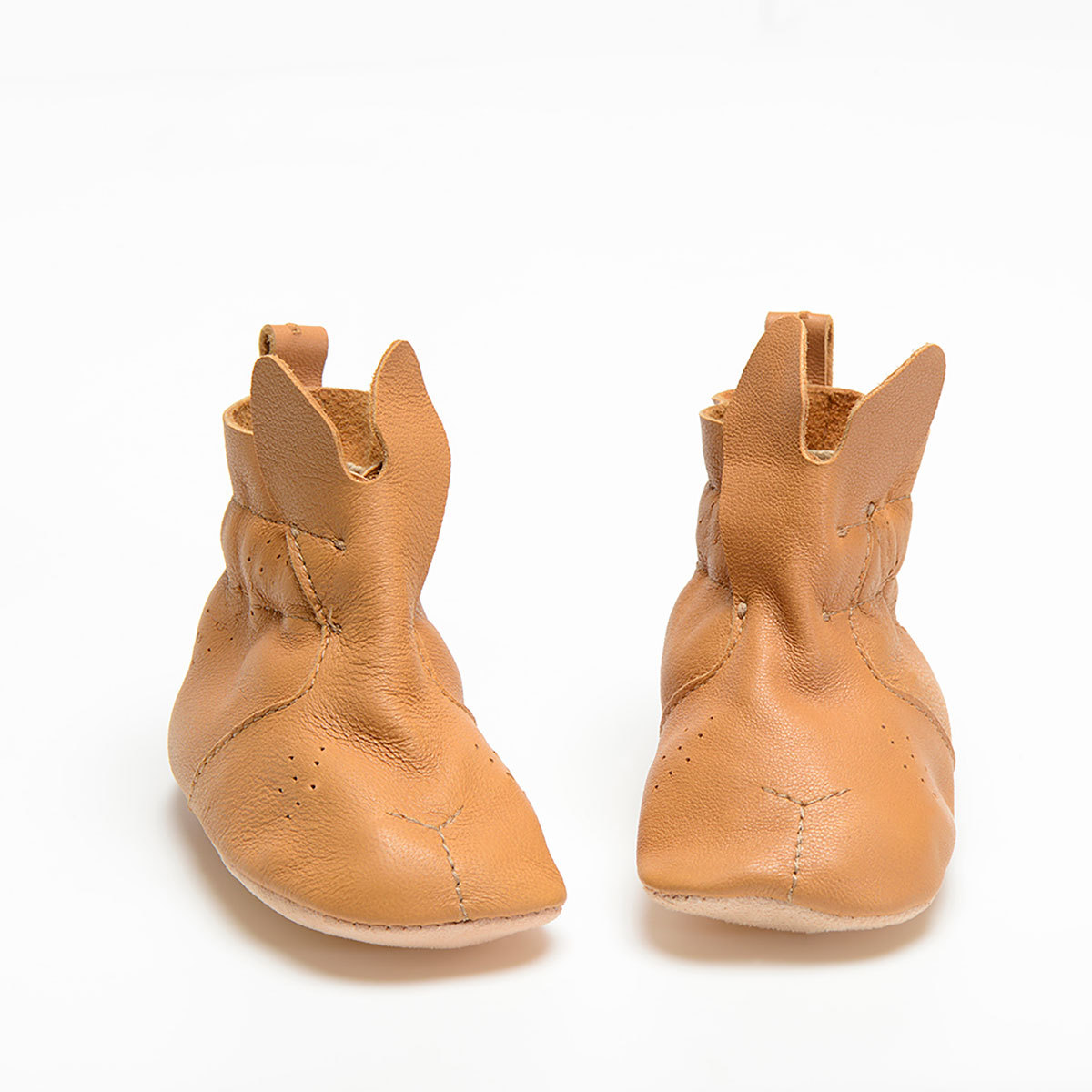 Chaussons & Chaussures Chaussures Lilou Camel - Taille 20 Chaussures Lilou Camel - Taille 20