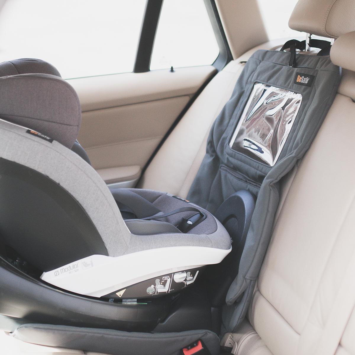 besafe protection pour dossier de si ge de voiture. Black Bedroom Furniture Sets. Home Design Ideas