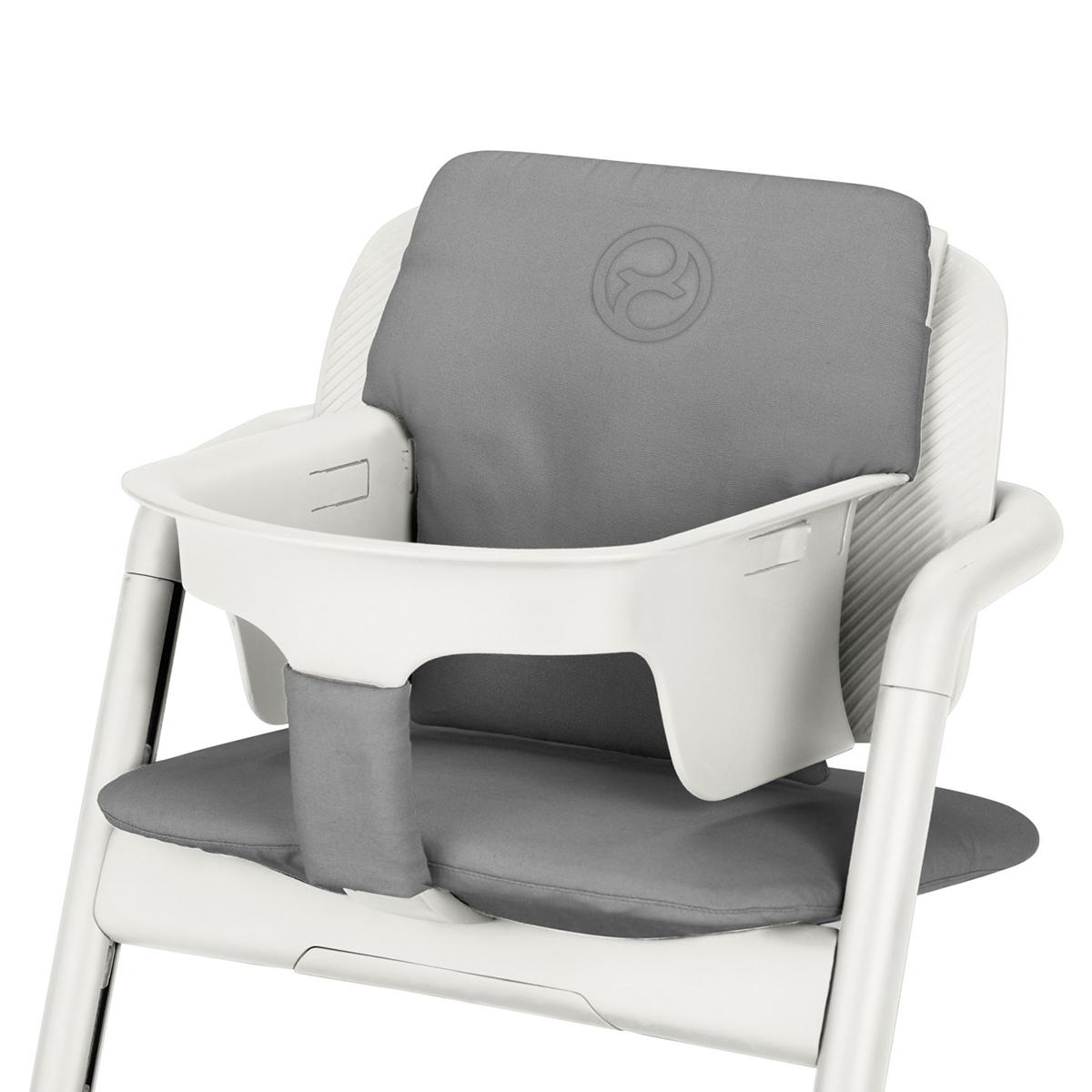 Chaise haute Coussin Réducteur Lemo - Storm Grey Coussin Réducteur Lemo - Storm Grey