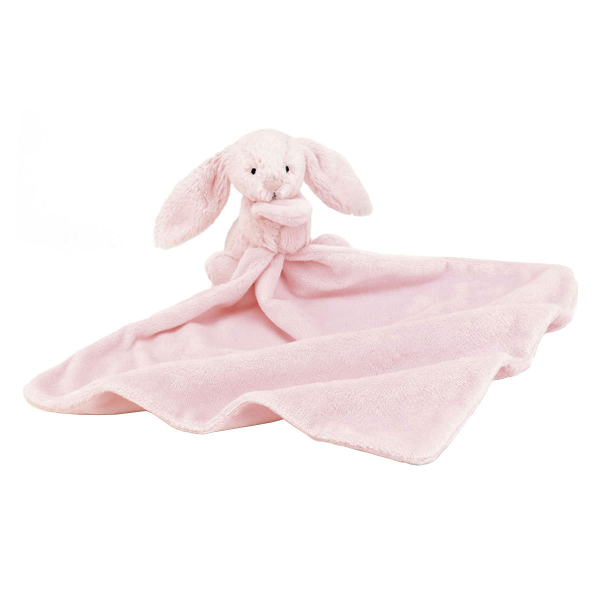 Doudou Bashful Pink Bunny Soother Bashful Pink Bunny Soother