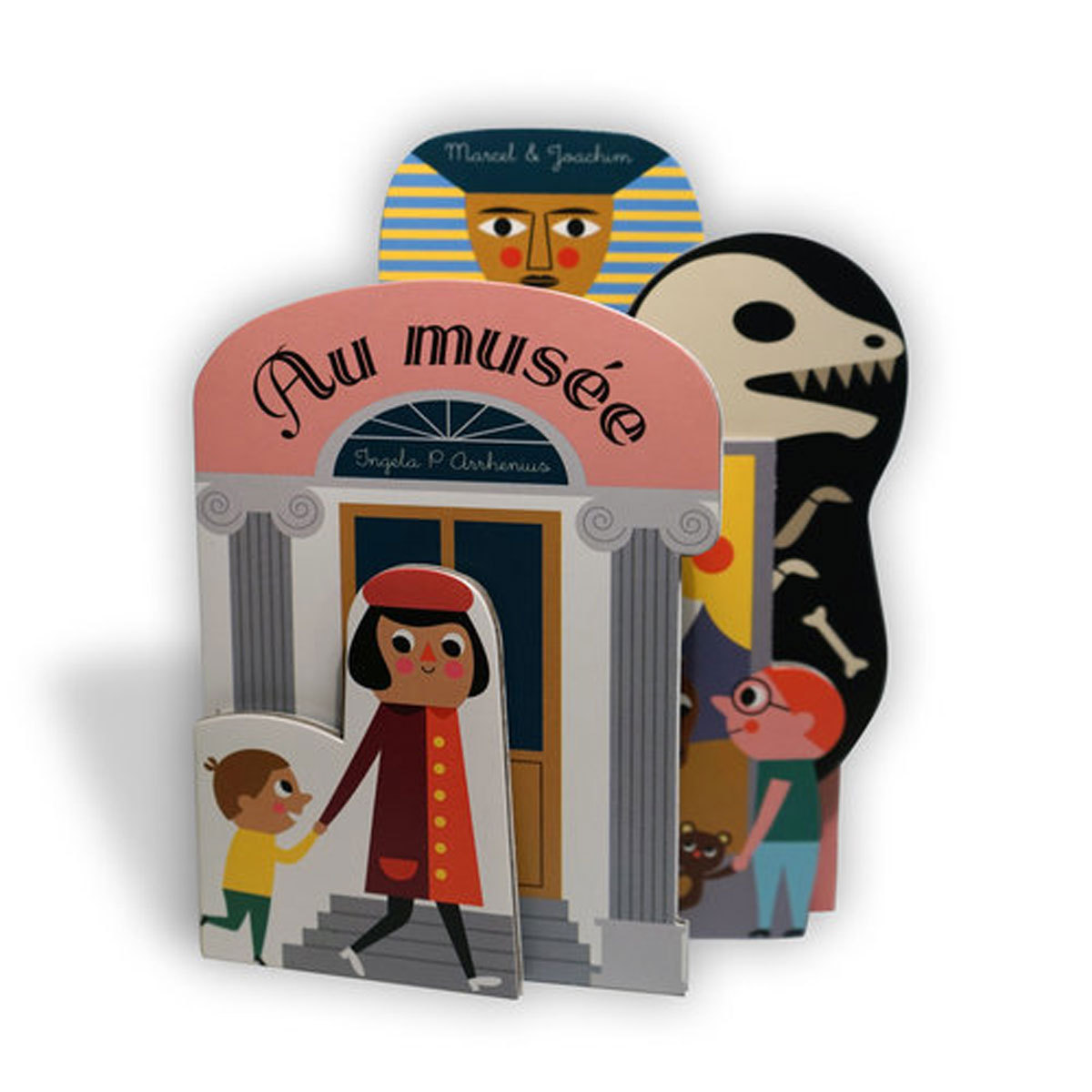 Livre & Carte Au musée Au musée
