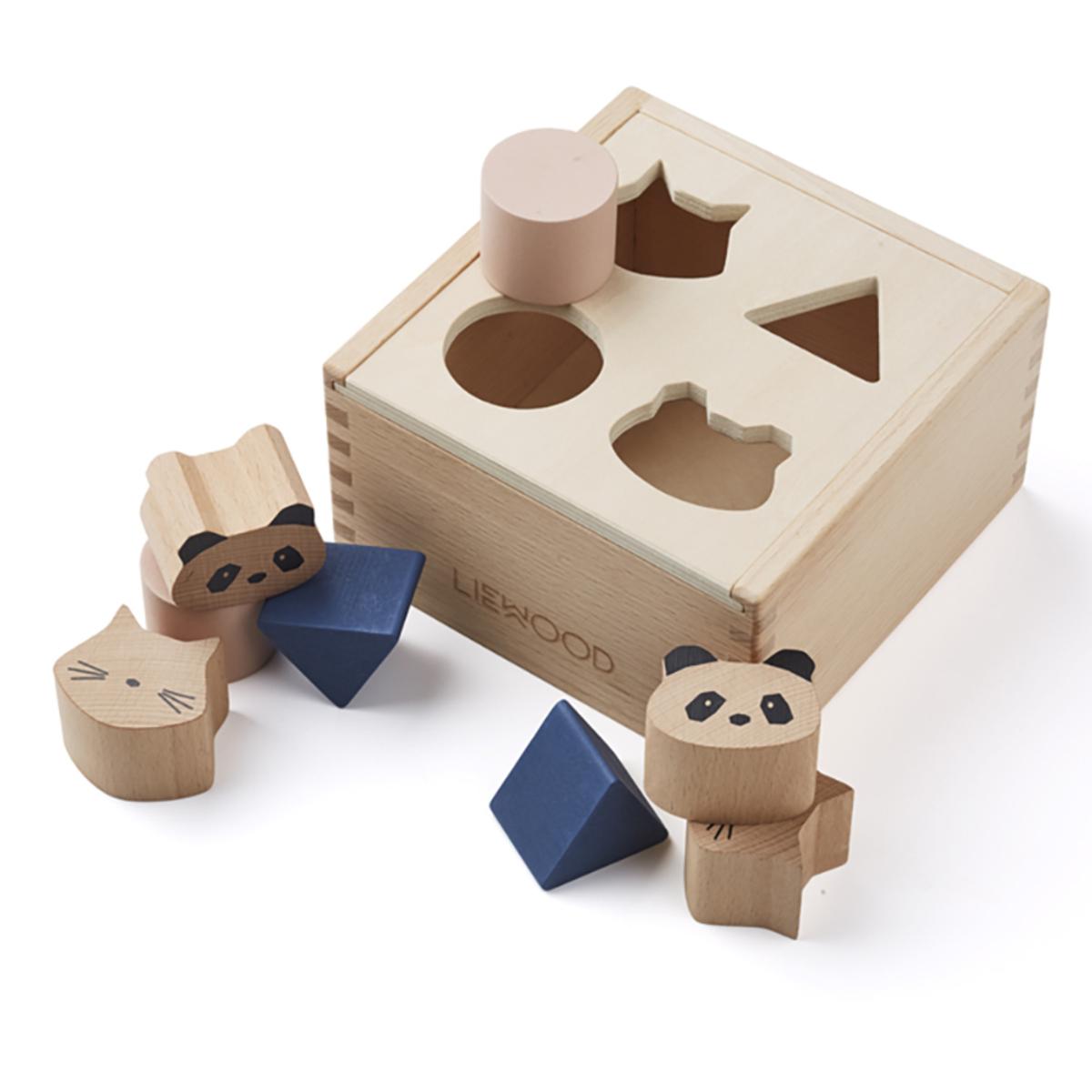 Mes premiers jouets Puzzle Bois Mateo Puzzle Bois Mateo