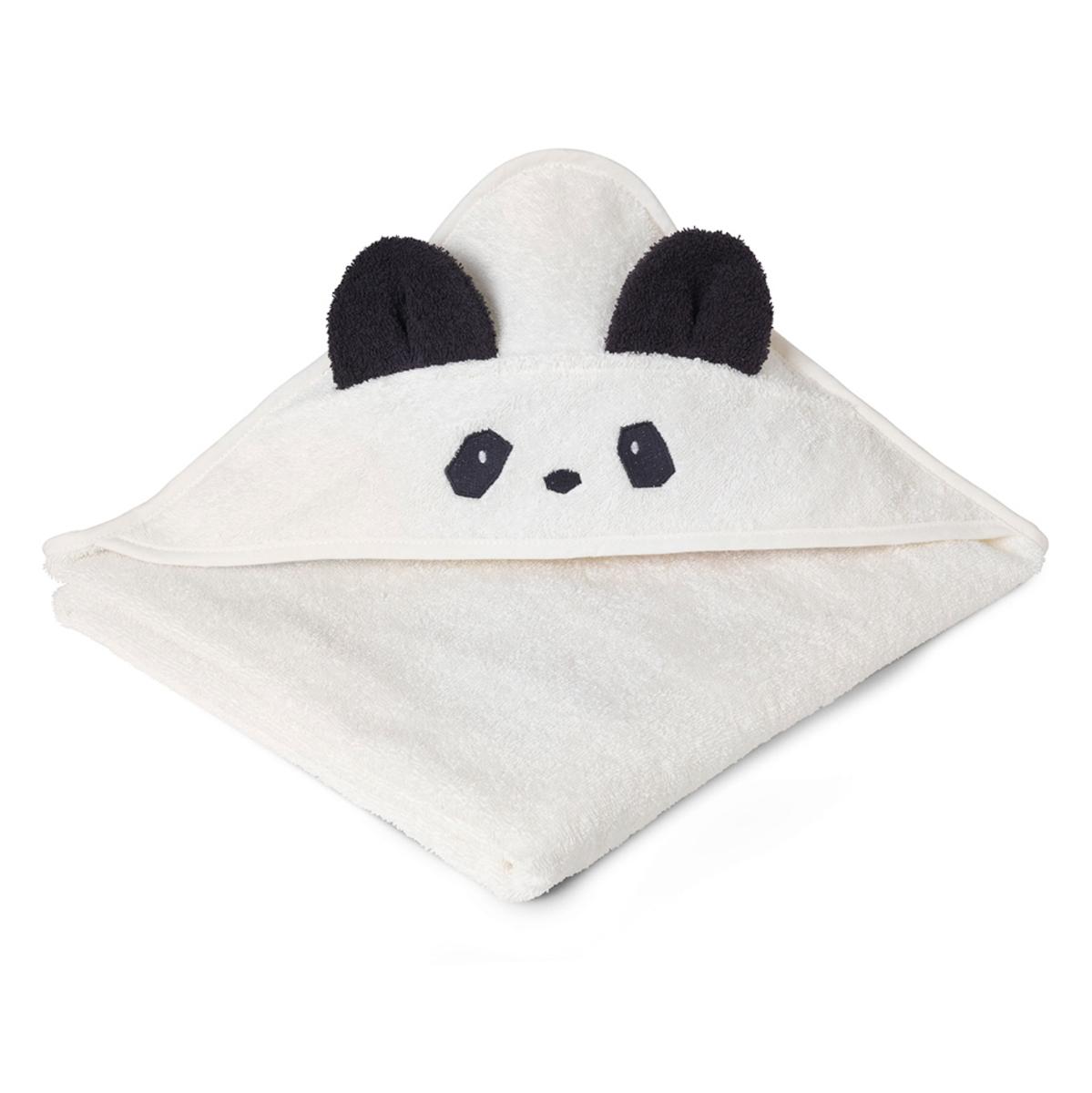 Linge & Sortie de bain Cape de Bain Augusta Panda - Crème de la Crème Cape de Bain Augusta Panda - Crème de la Crème