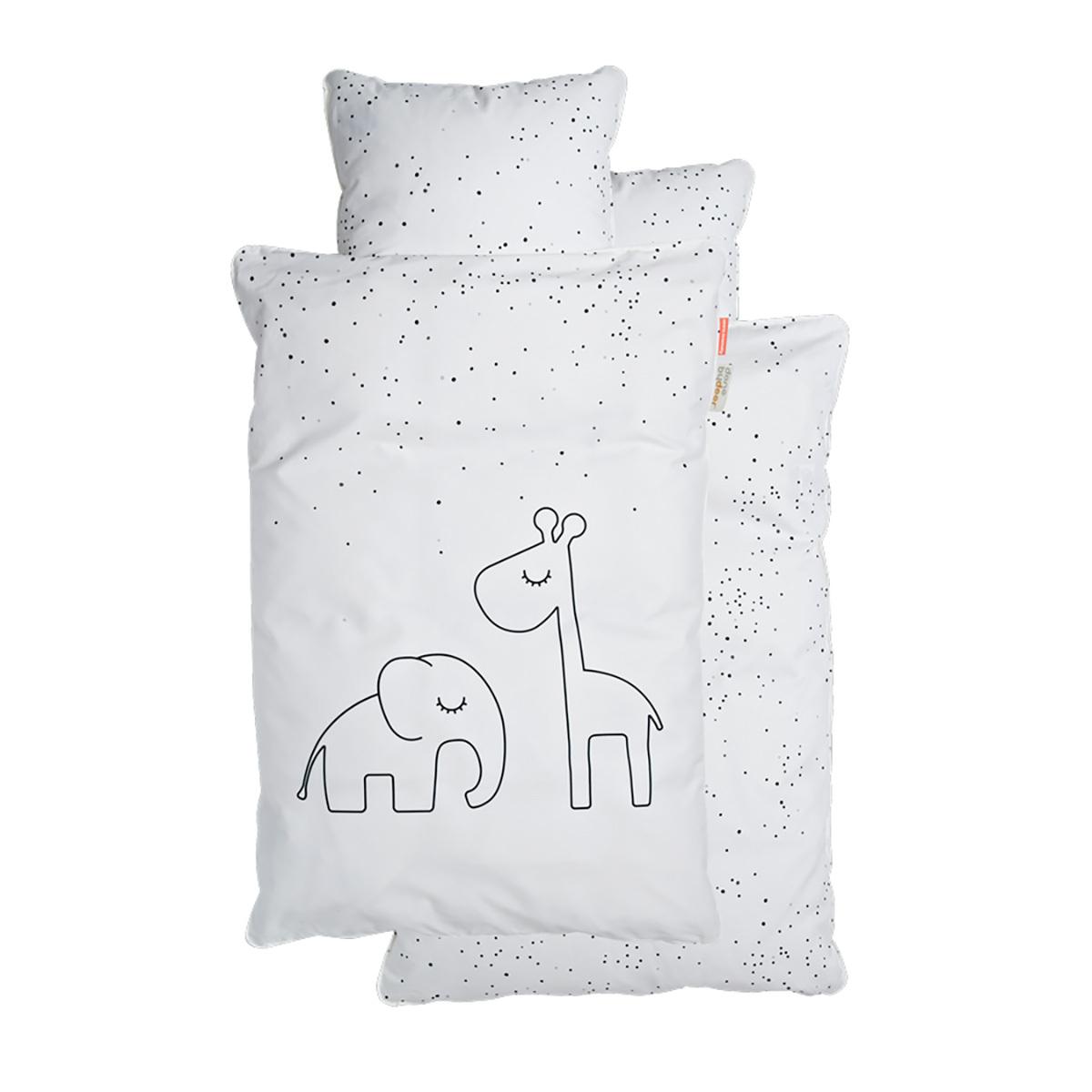 Linge de lit Parure Dreamy Dots Blanc - 100 x 140 cm Parure Dreamy Dots Blanc - 100 x 140 cm