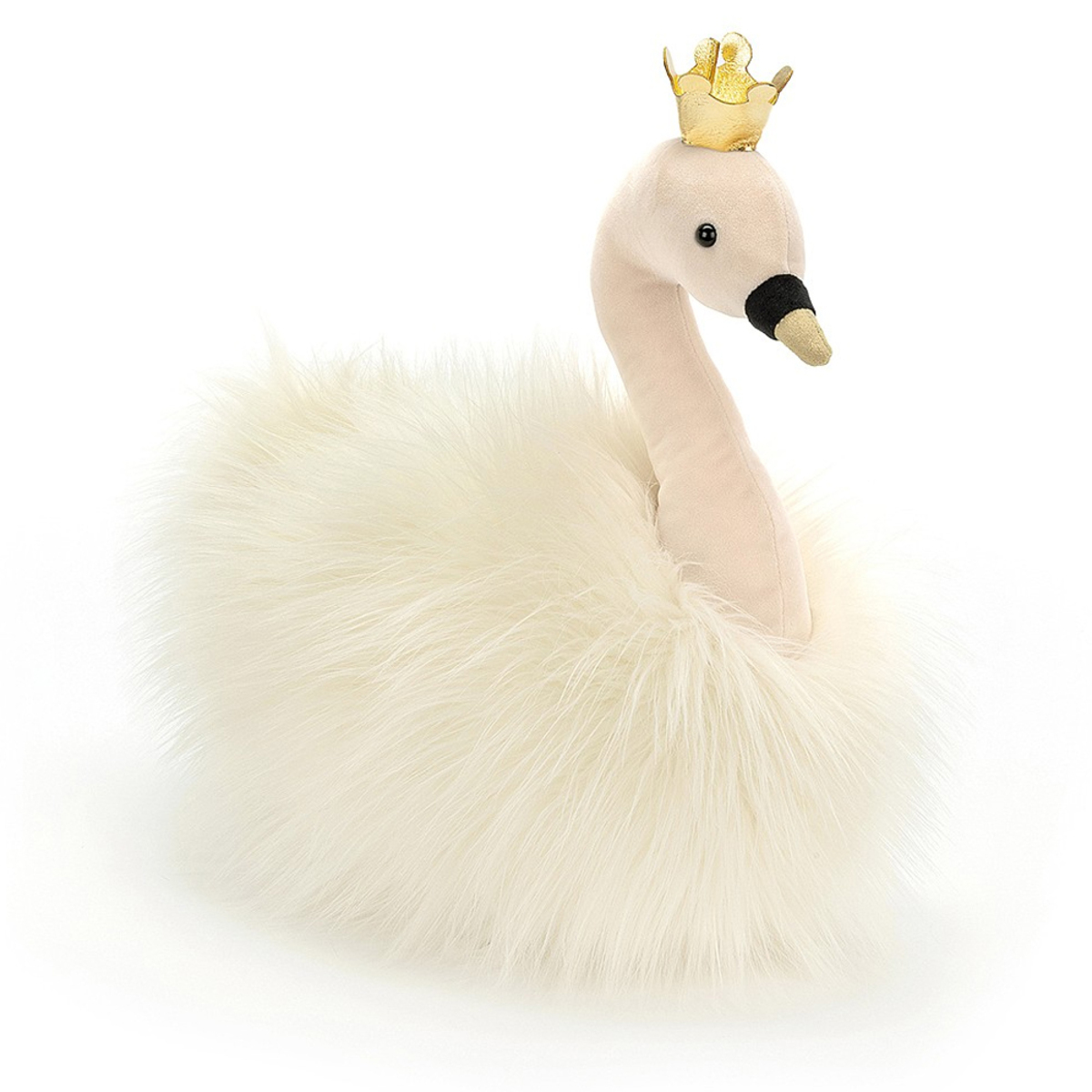 Peluche Fancy Swan Fluffy Fancy Swan Fluffy
