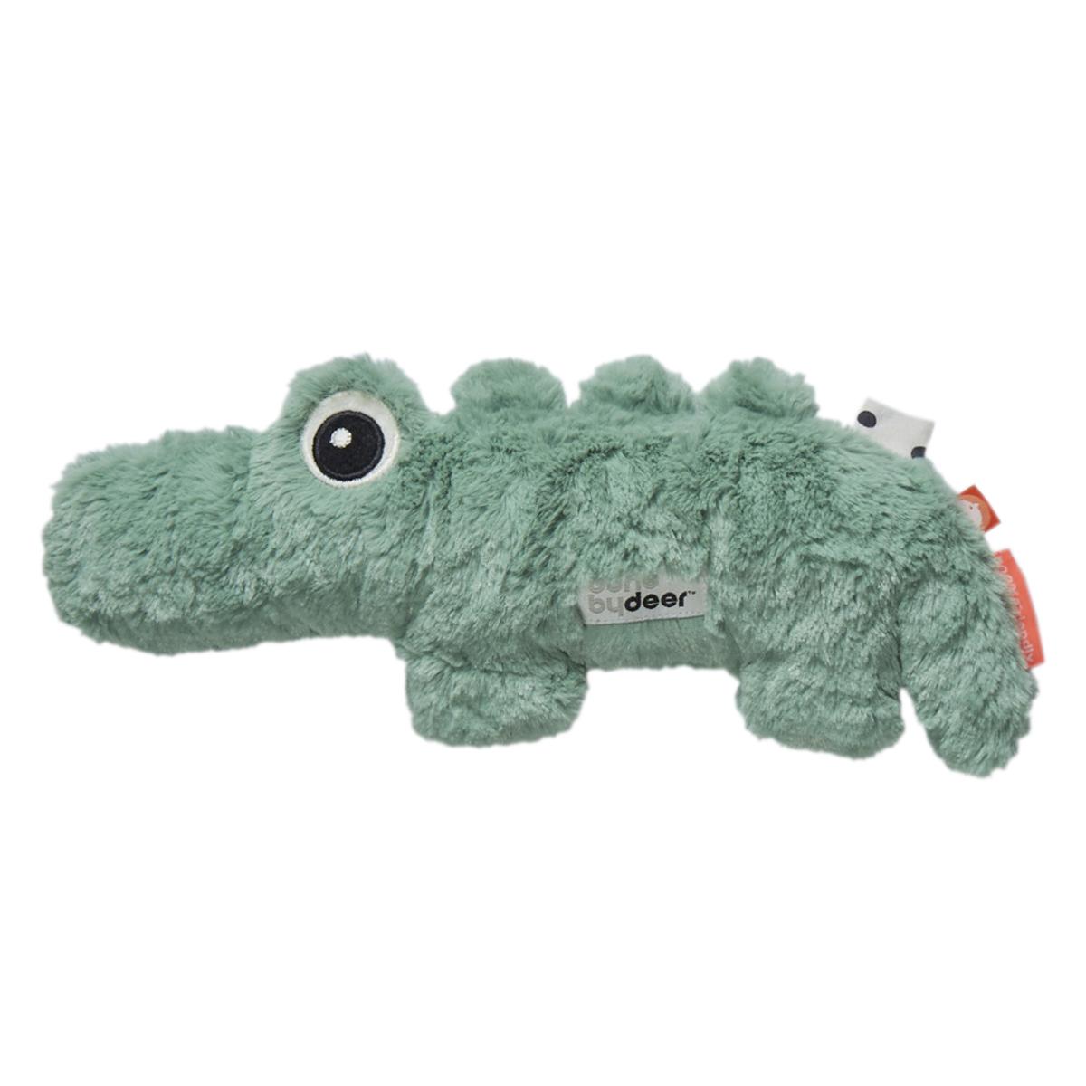 Peluche Croco Green Peluche Crocodile 27 cm