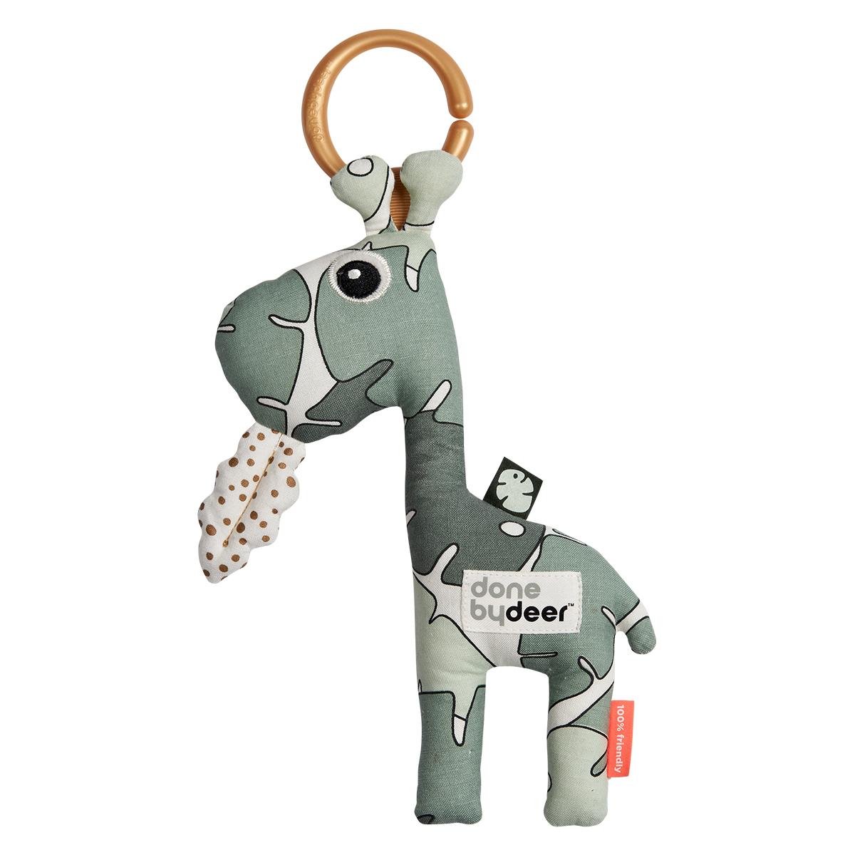 Accessoires poussette Jouet de Poussette Raffi - TinyTropics Jouet de Poussette Raffi - TinyTropics