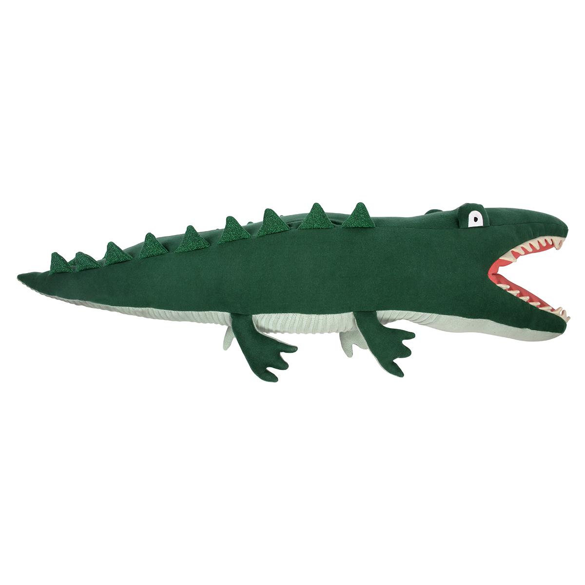 Peluche Jeremy Le Crocodile - Grand Jeremy Le Crocodile - Grand