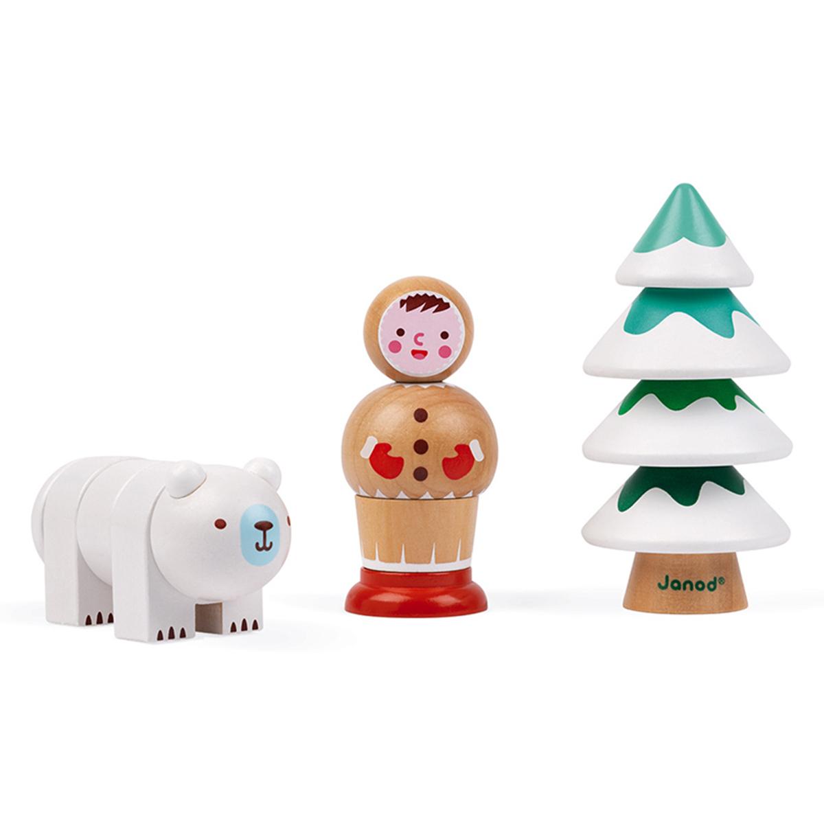Mes premiers jouets J'apprends à Visser - Arctique J'apprends à Visser - Arctique
