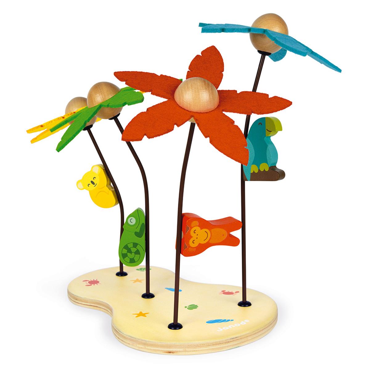 Mes premiers jouets J'apprends le Tri des Couleurs - L'Île aux Cocotiers J'apprends le Tri des Couleurs - L'Île aux Cocotiers