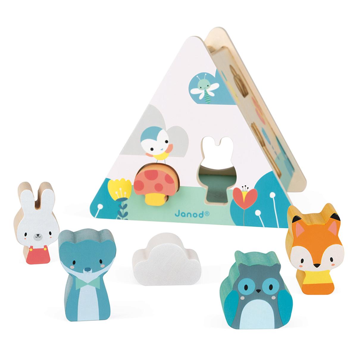Mes premiers jouets Boîte à Formes Pure Boîte à Formes Pure