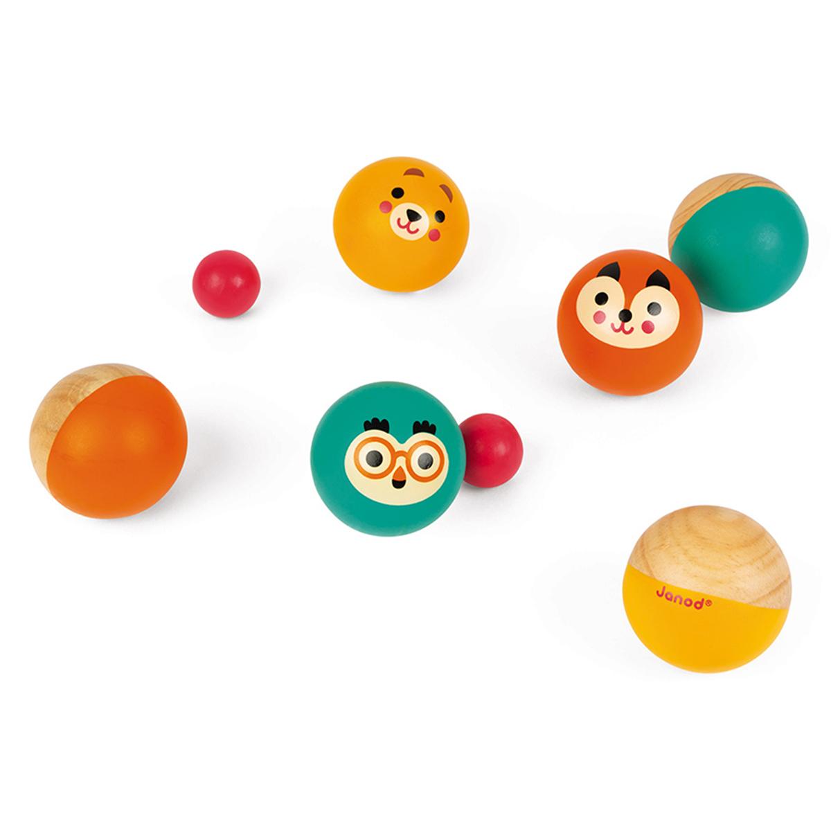 Mes premiers jouets Ma Petite Pétanque