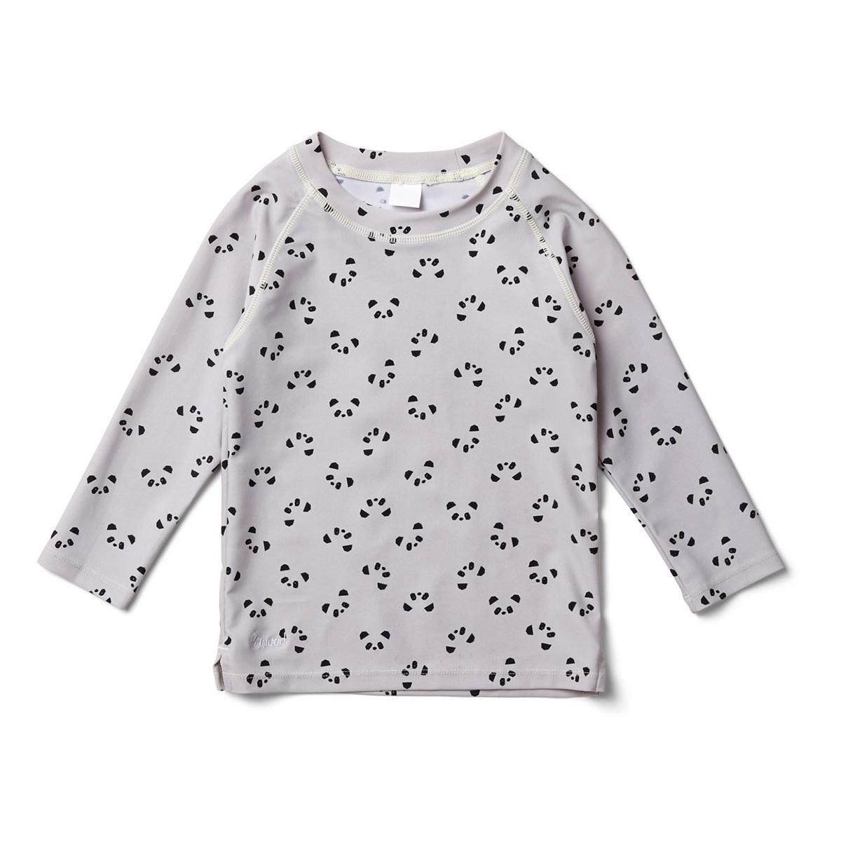 Accessoires bébé T-Shirt Noah - Panda Dumbo Grey - 2/3 Ans T-Shirt Noah - Panda Dumbo Grey - 2/3 Ans
