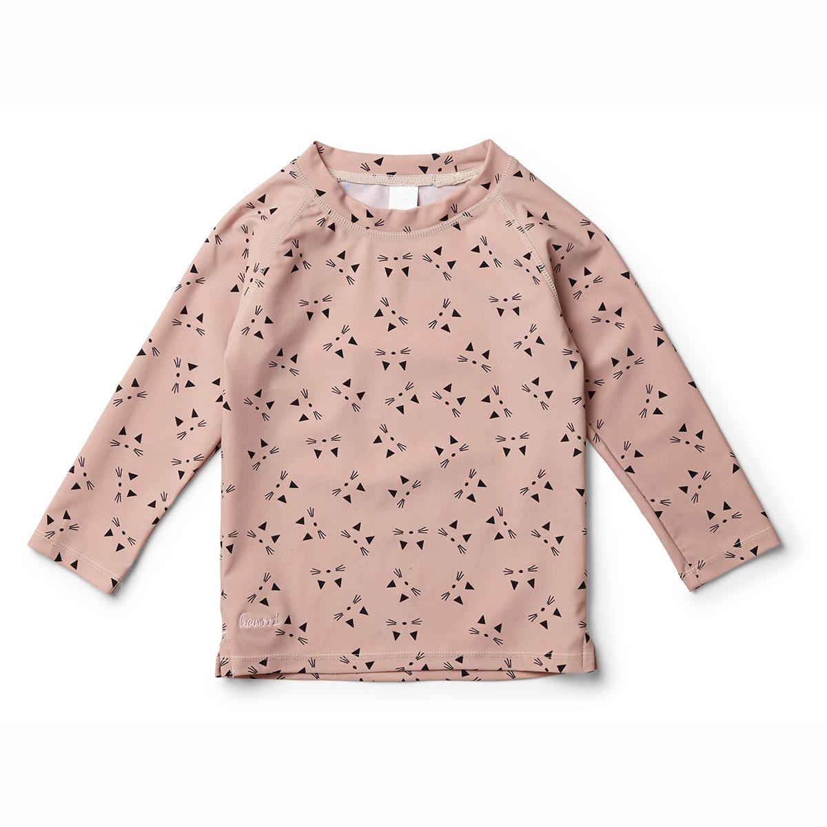Accessoires bébé T-Shirt Noah - Cat Rose - 6/12 Mois