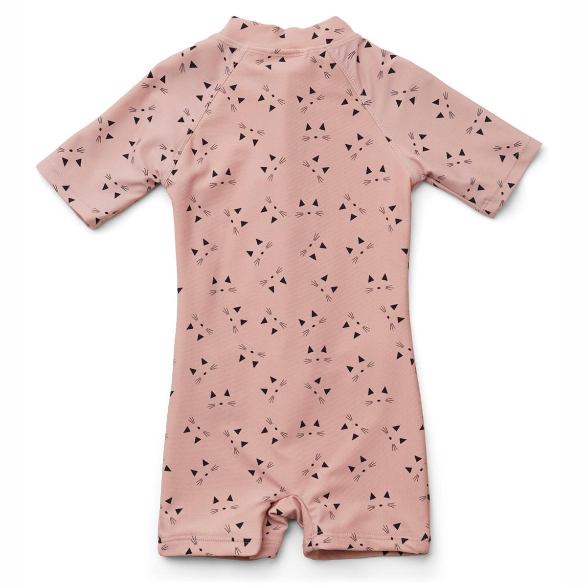 Accessoires bébé Combishort de Bain Max - Cat Rose - 3/6 Mois Combishort de Bain Max - Cat Rose - 3/6 Mois