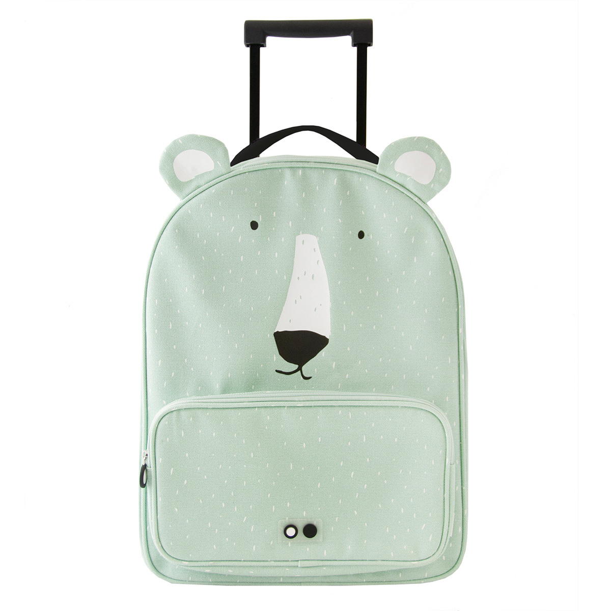 Bagagerie enfant Valise Trolley Mr. Polar Bear Valise Trolley Mr. Polar Bear