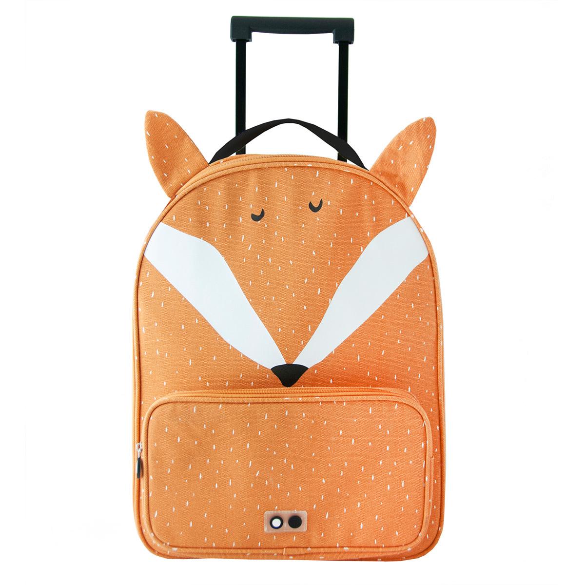 Bagagerie enfant Valise Trolley Mr. Fox Valise Trolley Mr. Fox