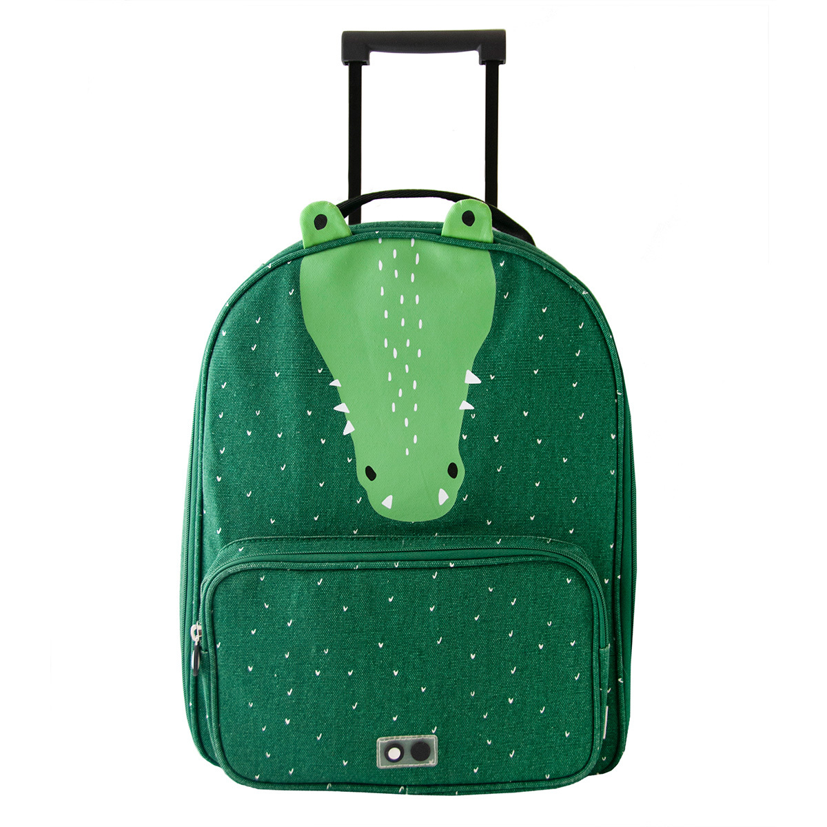 Bagagerie enfant Valise Trolley Mr. Crocodile Valise Trolley Mr. Crocodile