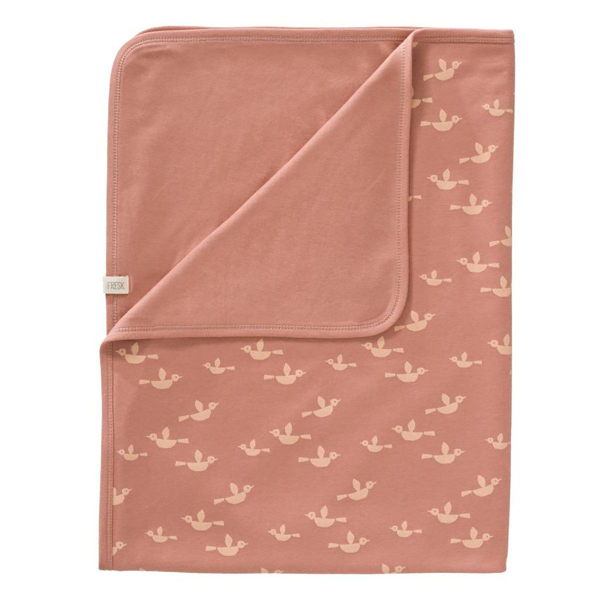 Linge de lit Couverture d'Eté Birds Couverture d'Eté Birds