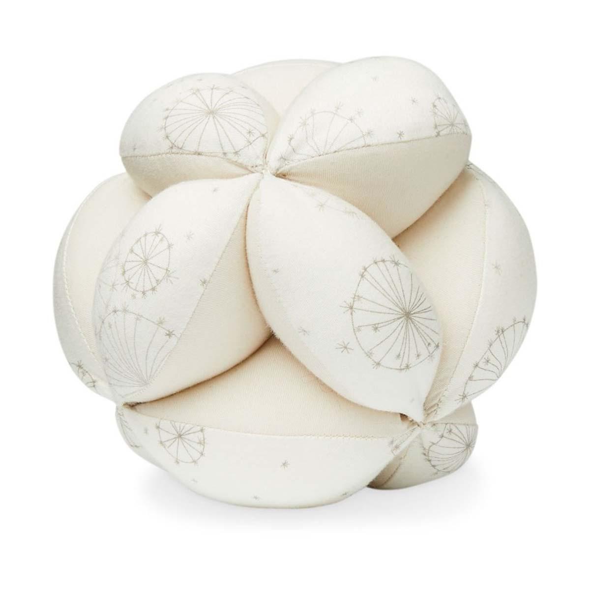 Mes premiers jouets Balle Sensorielle - Dandelion Natural Balle Sensorielle - Dandelion Natural
