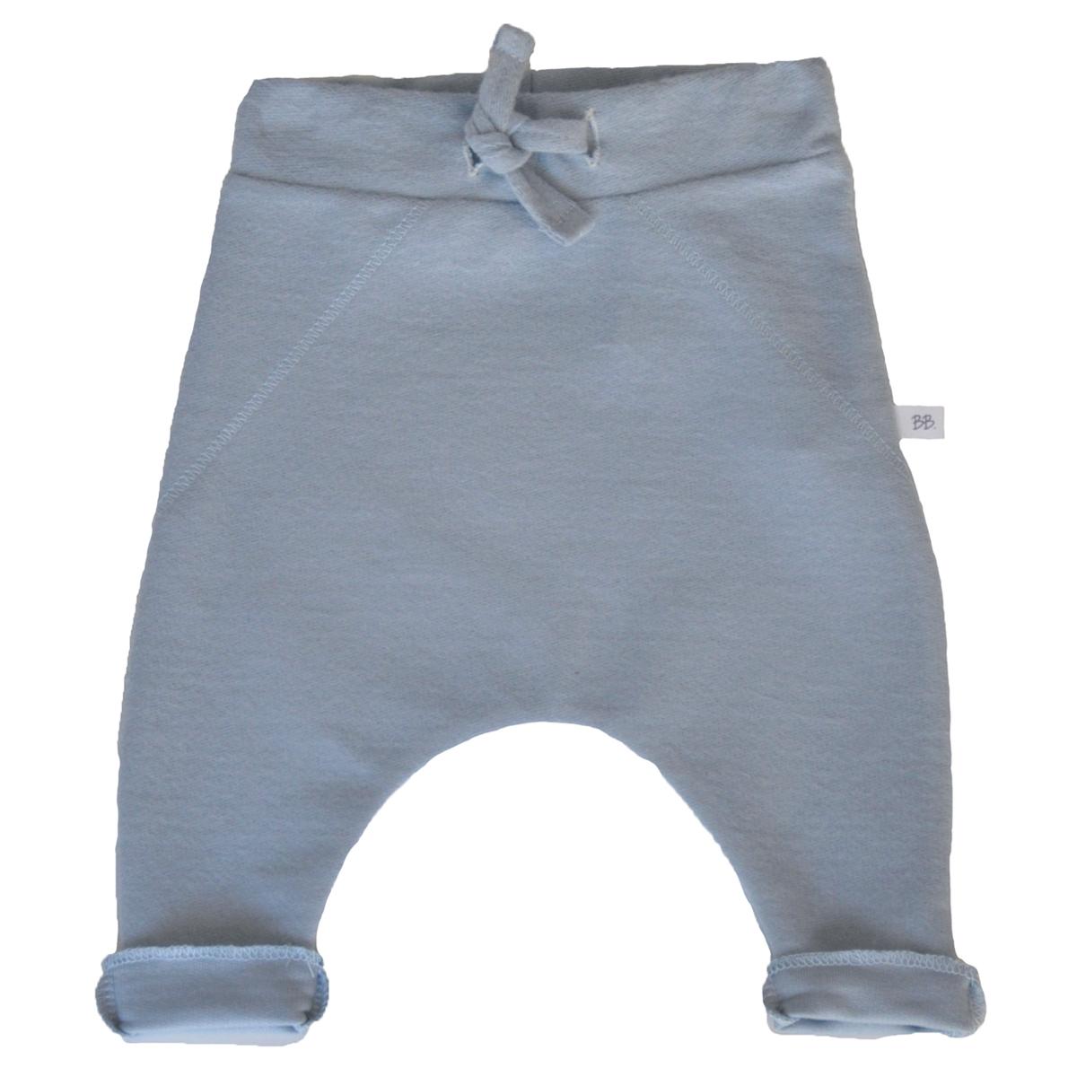 Bas bébé Jogging Bleu - 3 Mois Jogging Bleu - 3 Mois