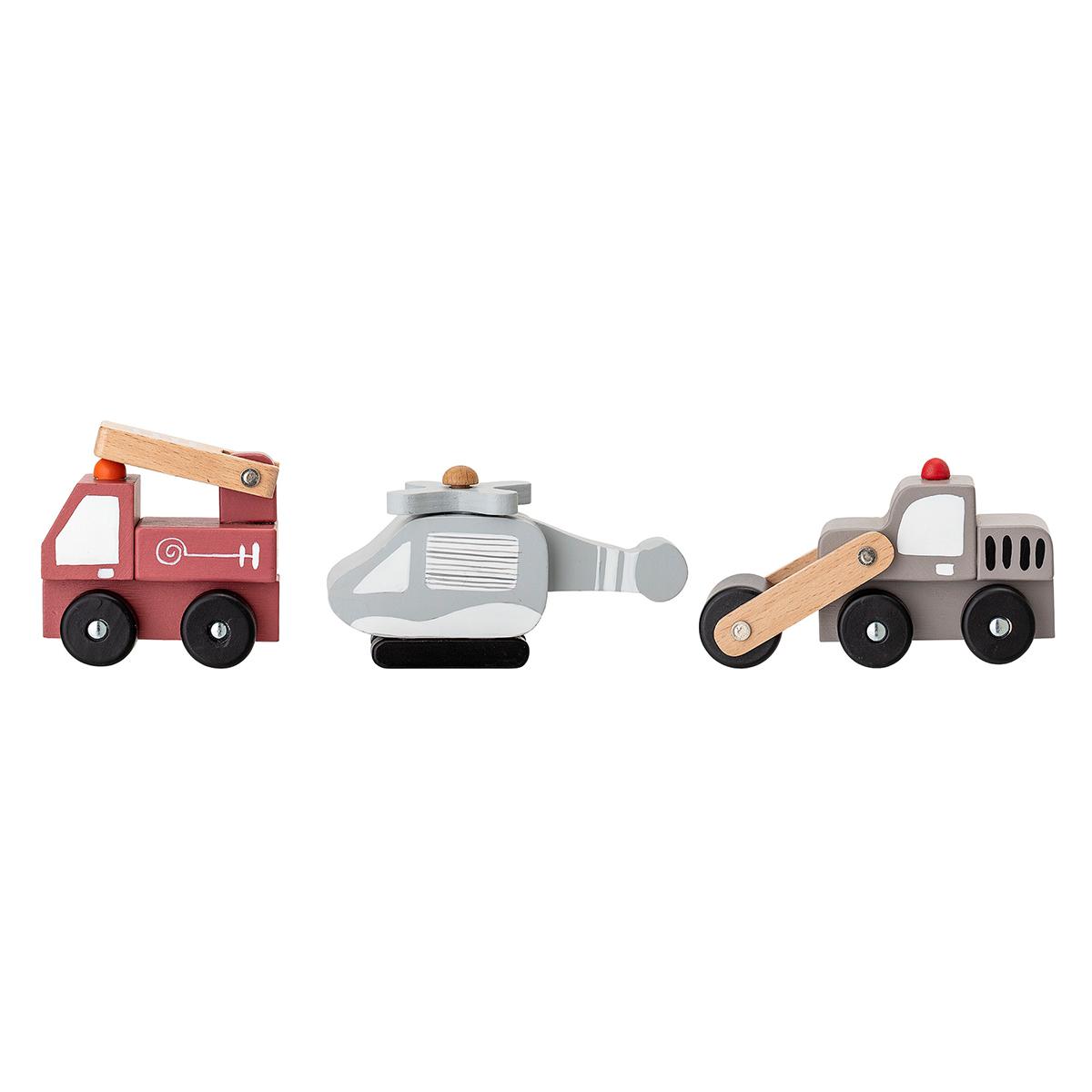 Mes premiers jouets Set de 3 Engins