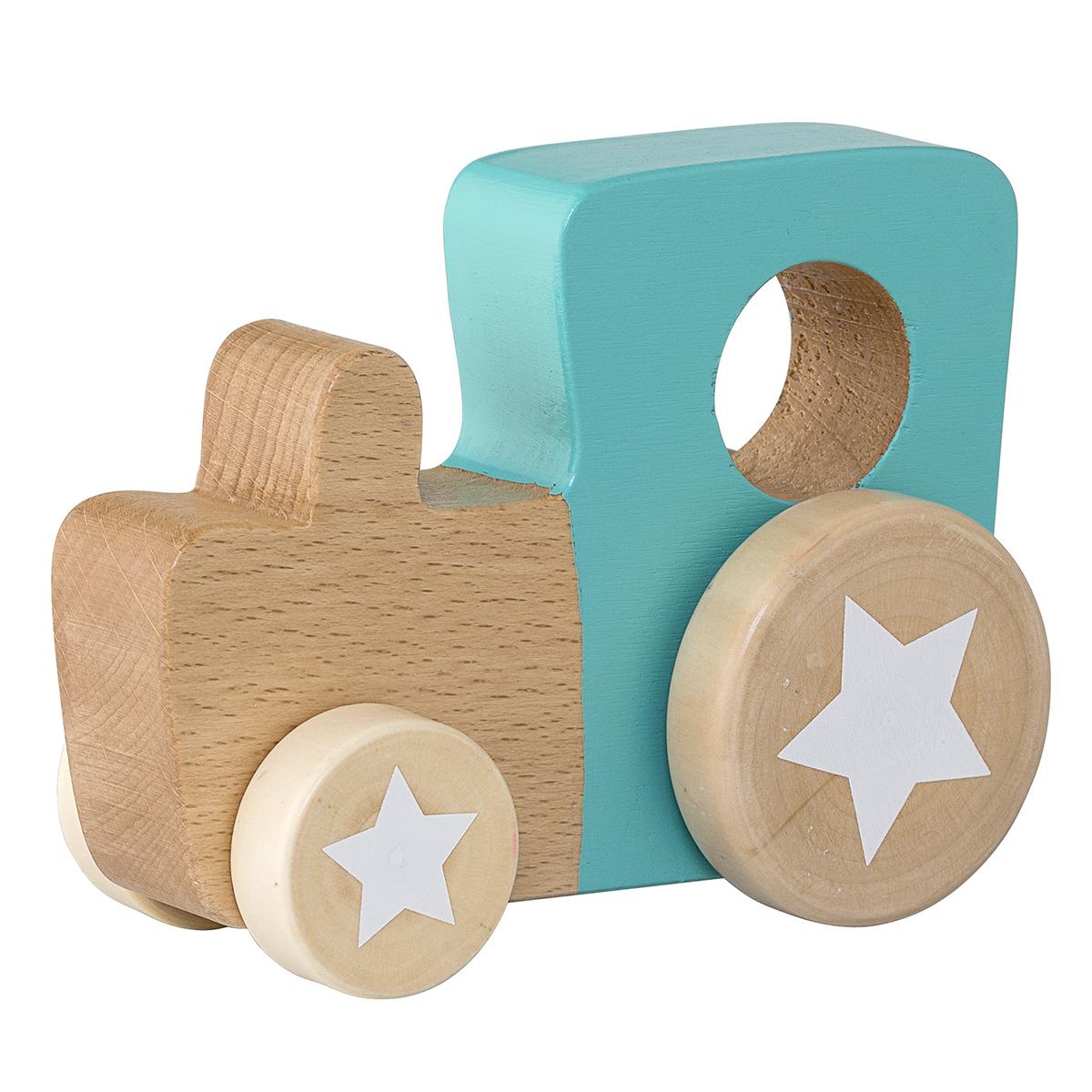 Mes premiers jouets Tracteur Bleu Tracteur Bleu