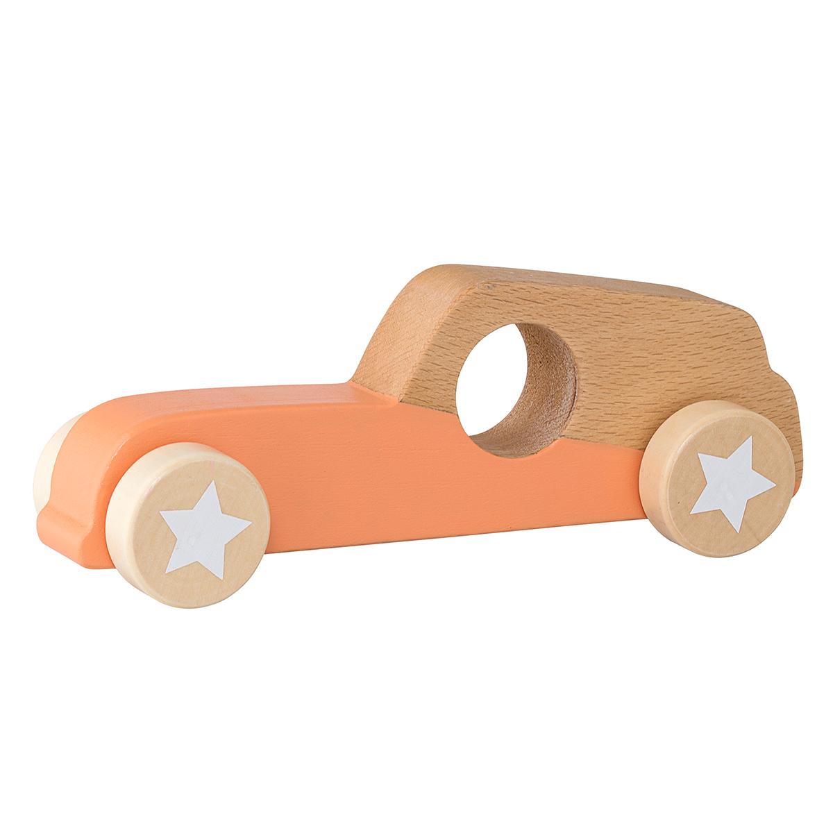 Mes premiers jouets Voiture Retro Orange Voiture Retro Orange