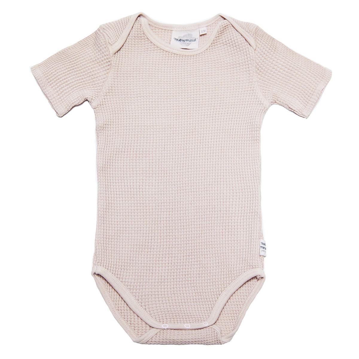 Body & Pyjama Body Raymond Bee Nude - 12 Mois