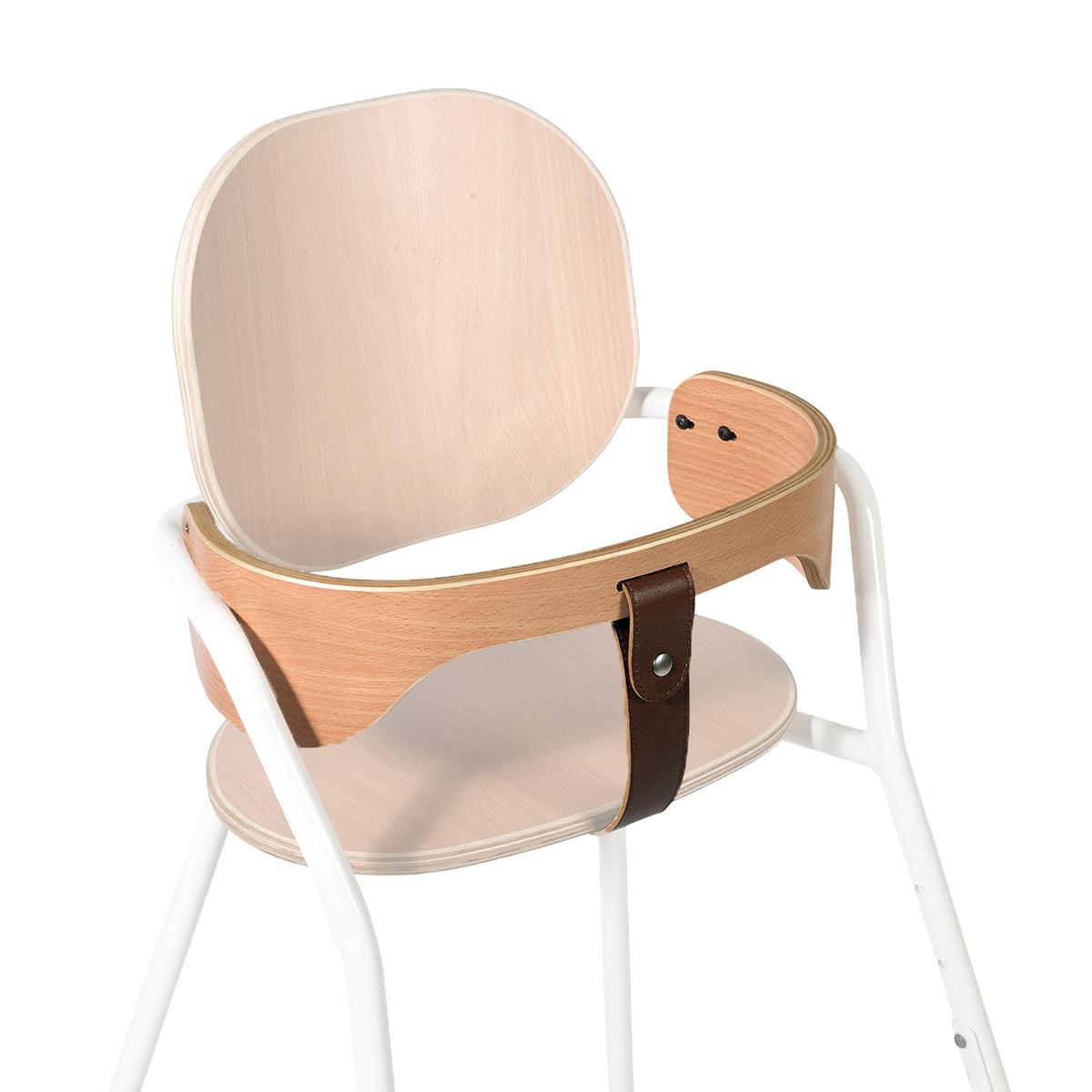 Chaise haute Ceinture et Harnais pour Chaise Haute Tibu - Hêtre Ceinture et Harnais pour Chaise Haute Tibu - Hêtre