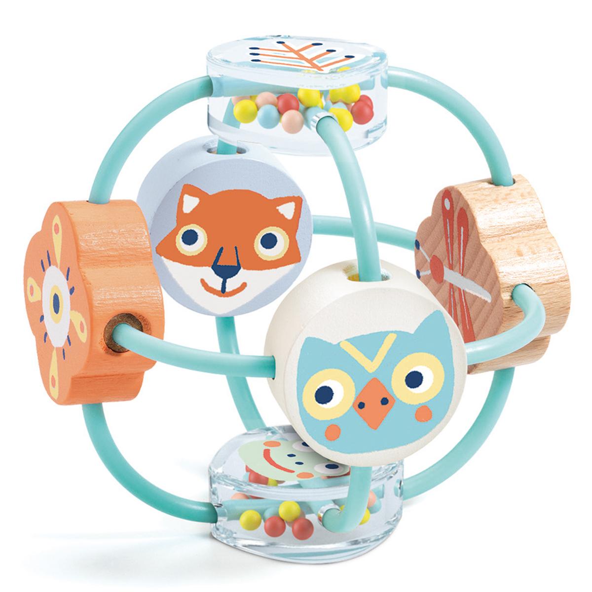 Mes premiers jouets Balle d'Apprentissage Babytabli Balle d'Apprentissage Babytabli