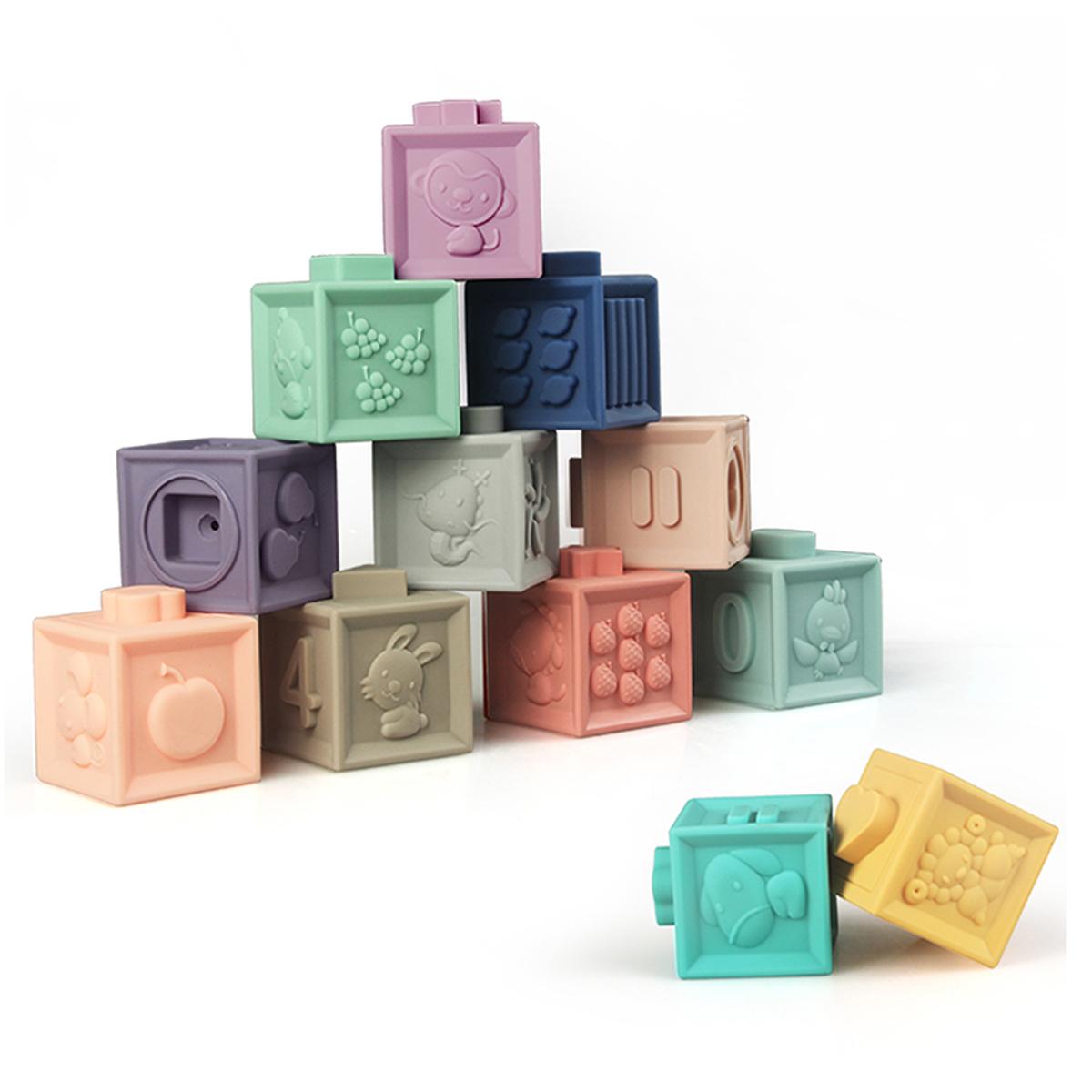 Mes premiers jouets Mes Premiers Cubes Educatifs Mes Premiers Cubes Educatifs