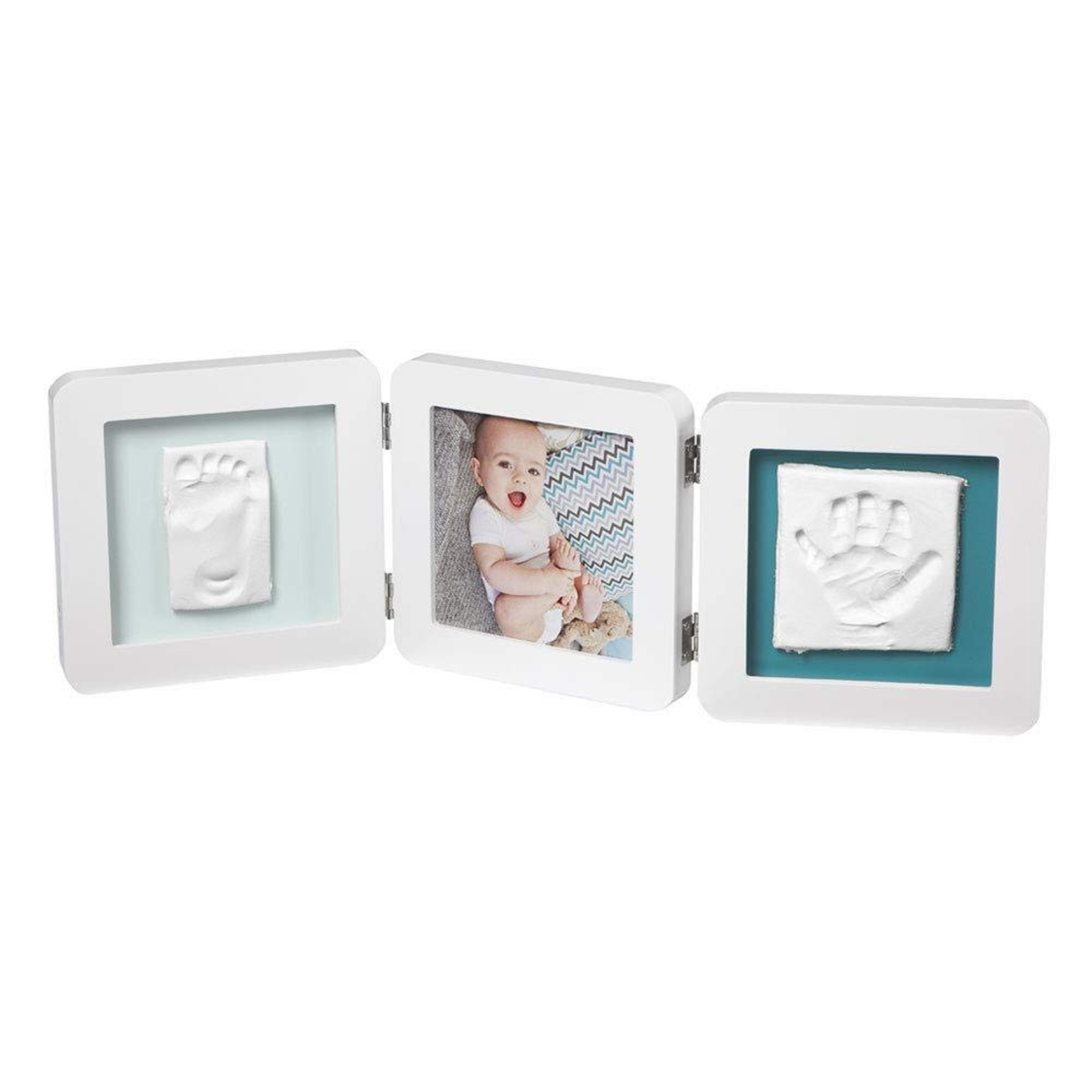 Empreinte & Moulage Kit d'Empreinte My Baby Touch Double - Blanc