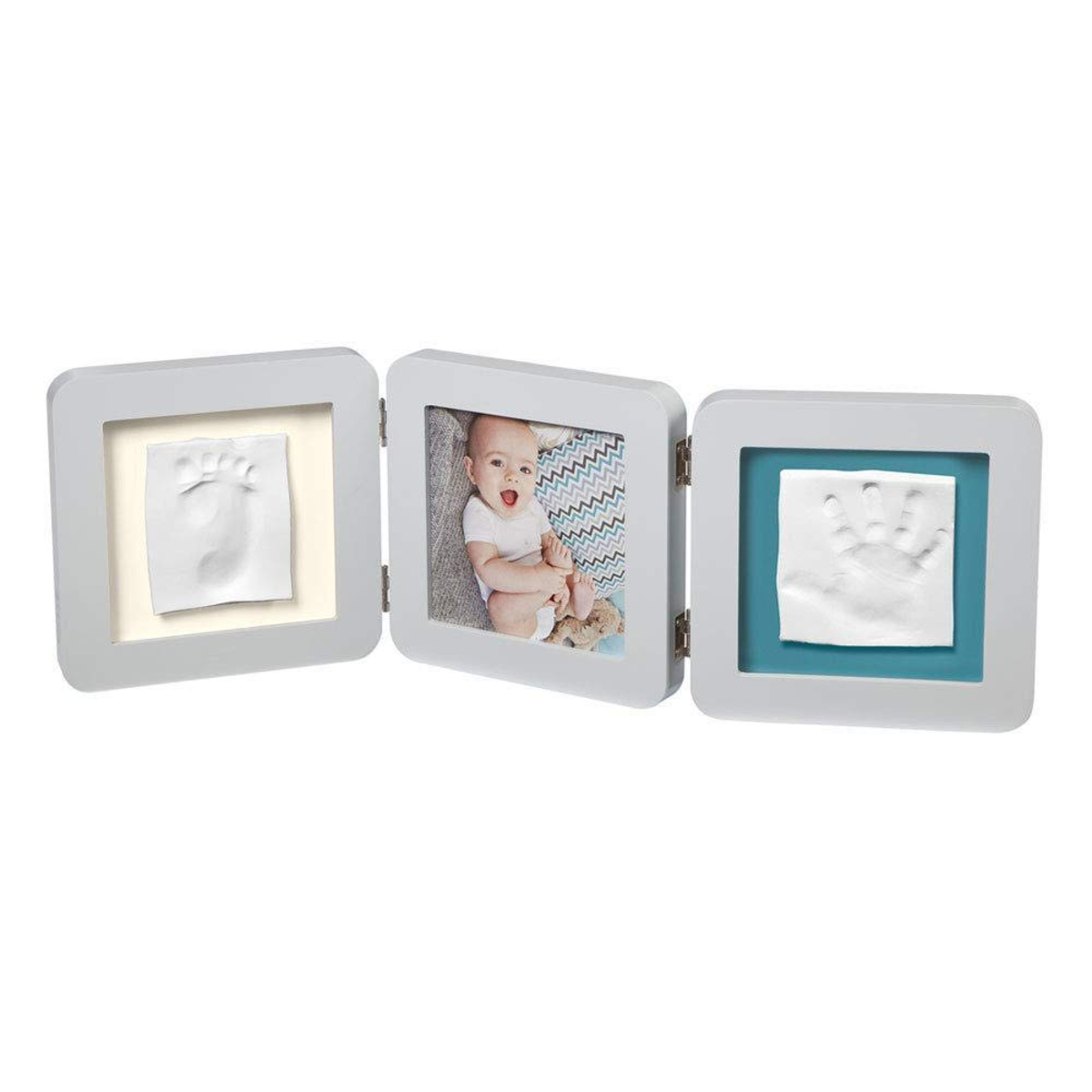 Empreinte & Moulage Kit d'Empreinte My Baby Touch Double - Pastel Kit d'Empreinte My Baby Touch Double - Pastel