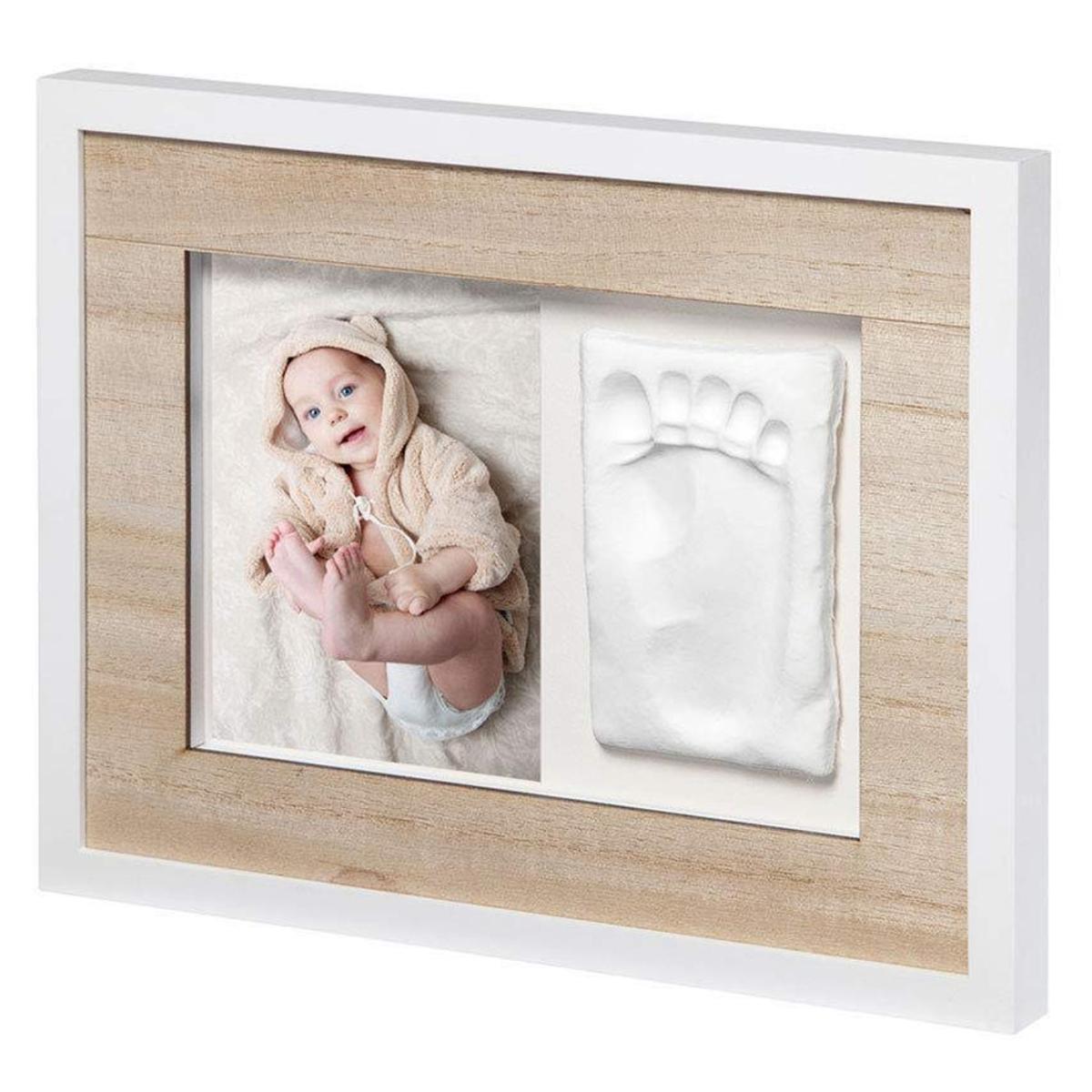 Empreinte & Moulage Kit d'Empreinte Tiny Touch - Bois et Blanc