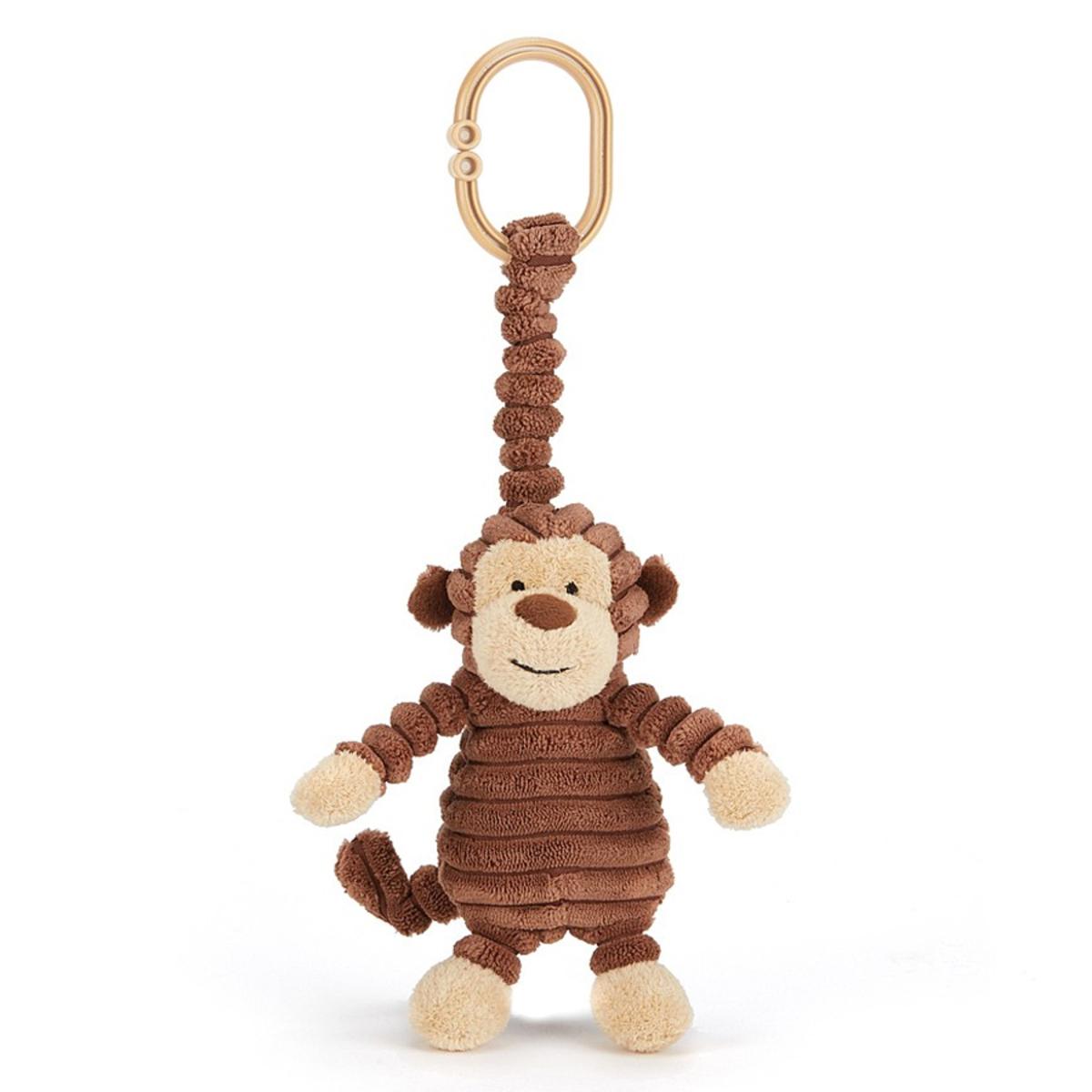 Accessoires poussette Jouet de Poussette Cordy Roy Baby Monkey Jitter Jouet de Poussette Cordy Roy Baby Monkey Jitter