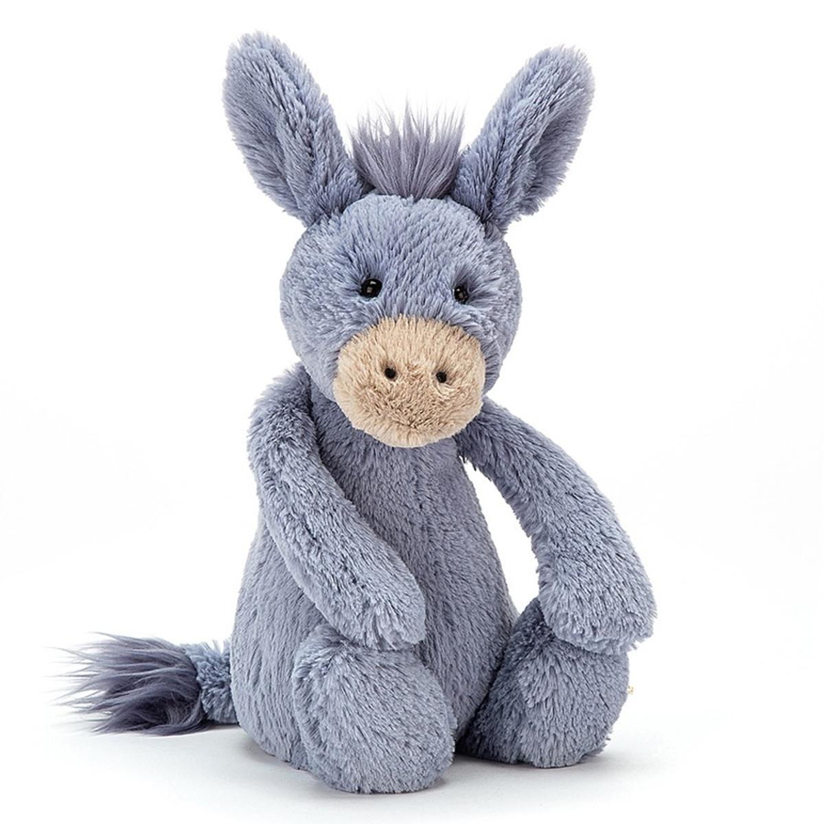 Peluche Bashful Donkey - Medium Bashful Donkey - Medium