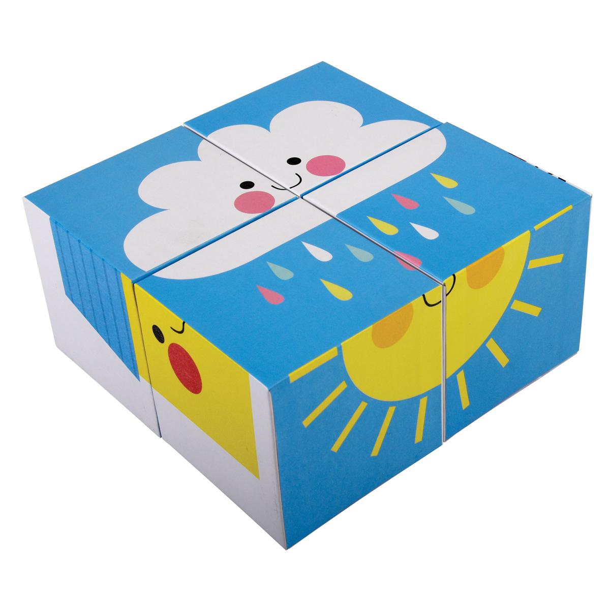 Mes premiers jouets Puzzle Block Cloud