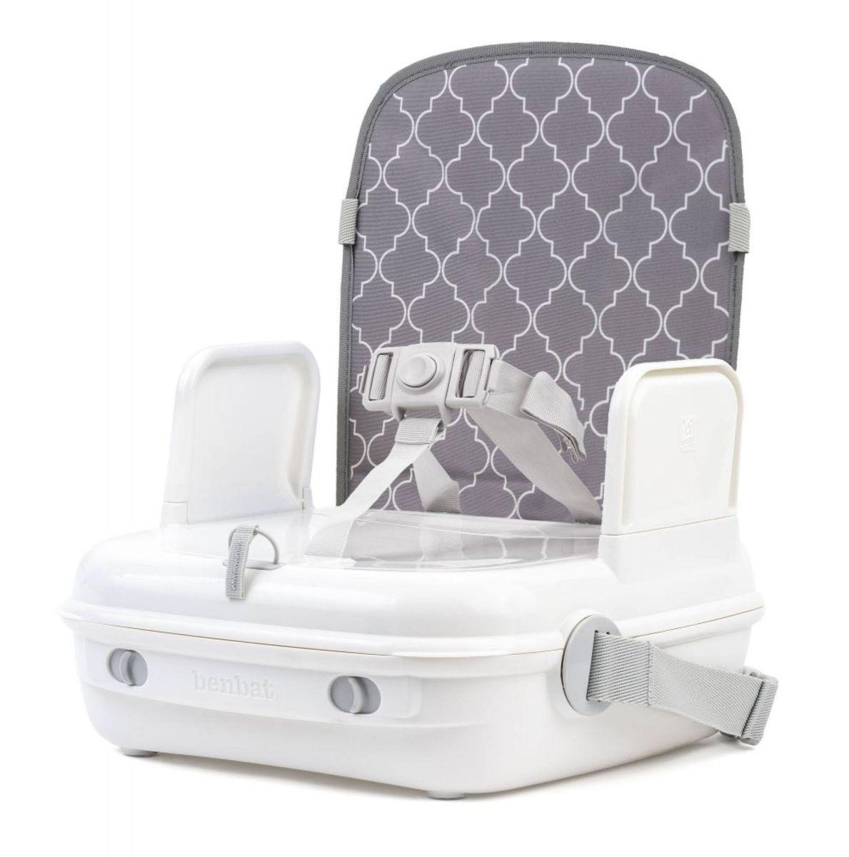 Chaise haute Rehausseur Portable YummiGo 2 - Gris Rehausseur Portable YummiGo 2 - Gris