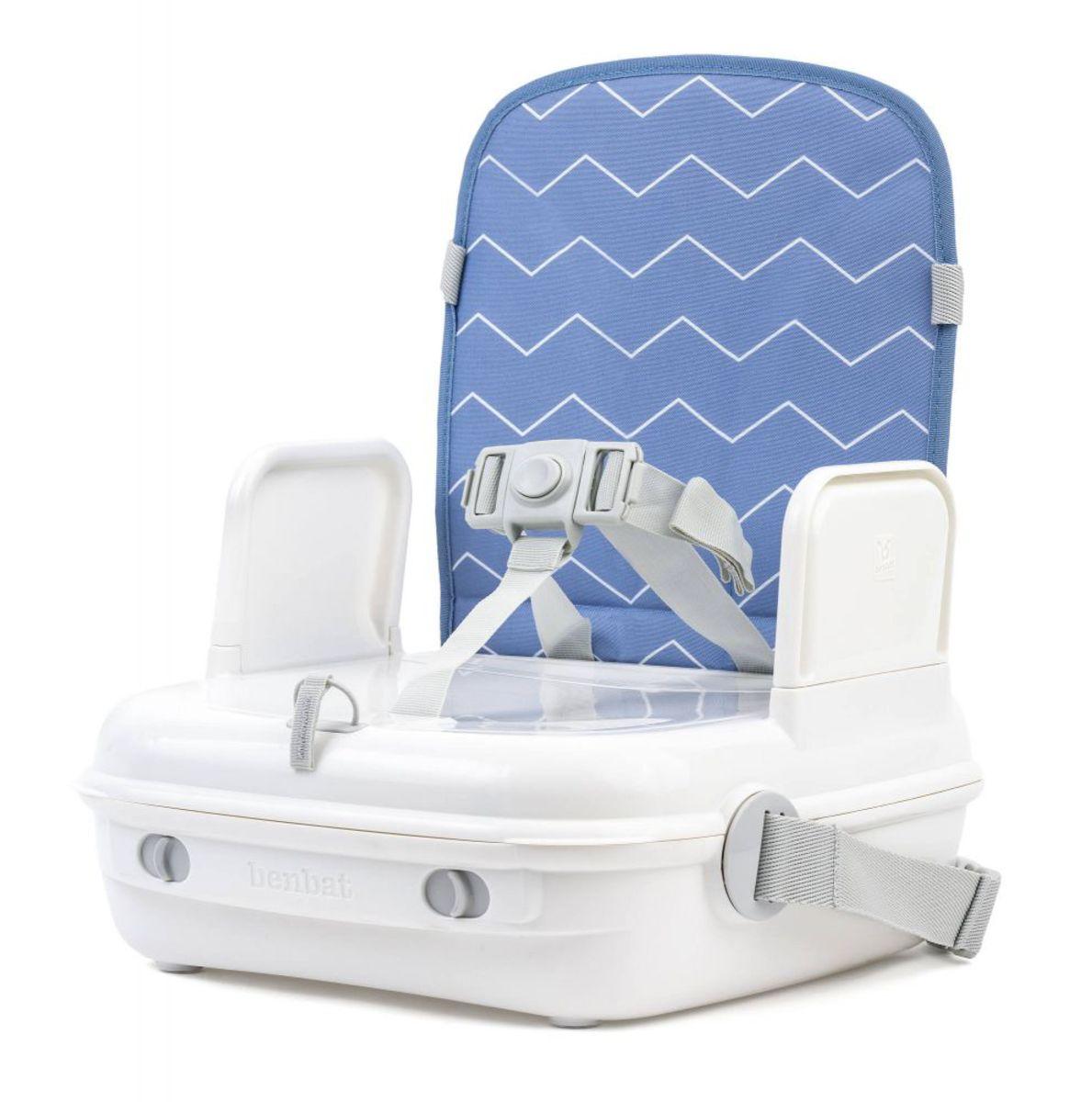 Chaise haute Rehausseur Portable YummiGo 2 - Bleu Rehausseur Portable YummiGo 2 - Bleu