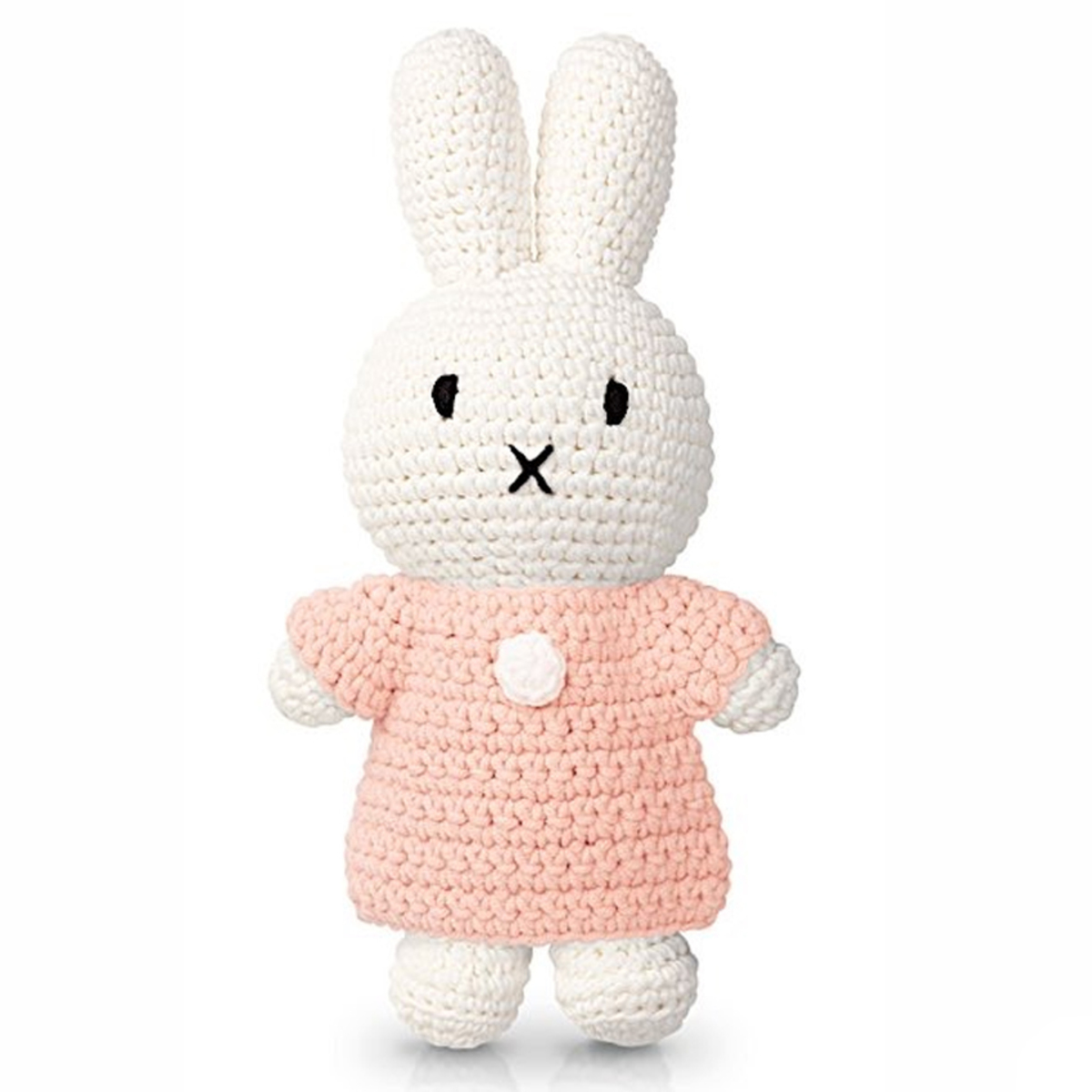 Peluche Miffy Uni Rose Pastel Miffy Uni Rose Pastel