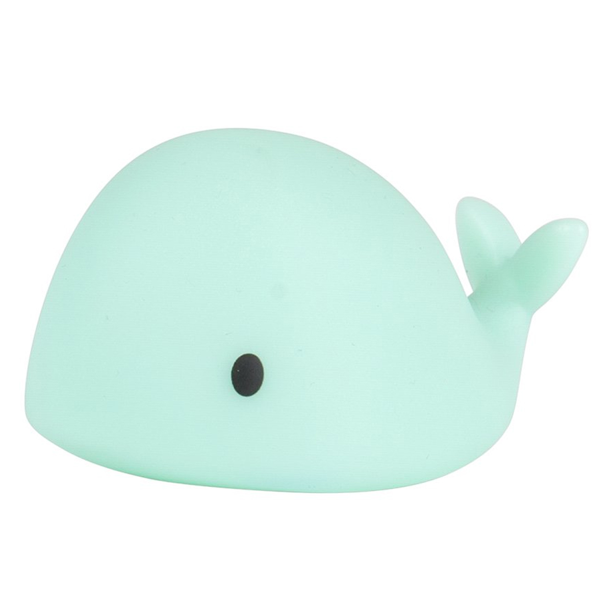 Veilleuse Mini Veilleuse Baleine Moby Vert Mini Veilleuse Baleine Moby Vert