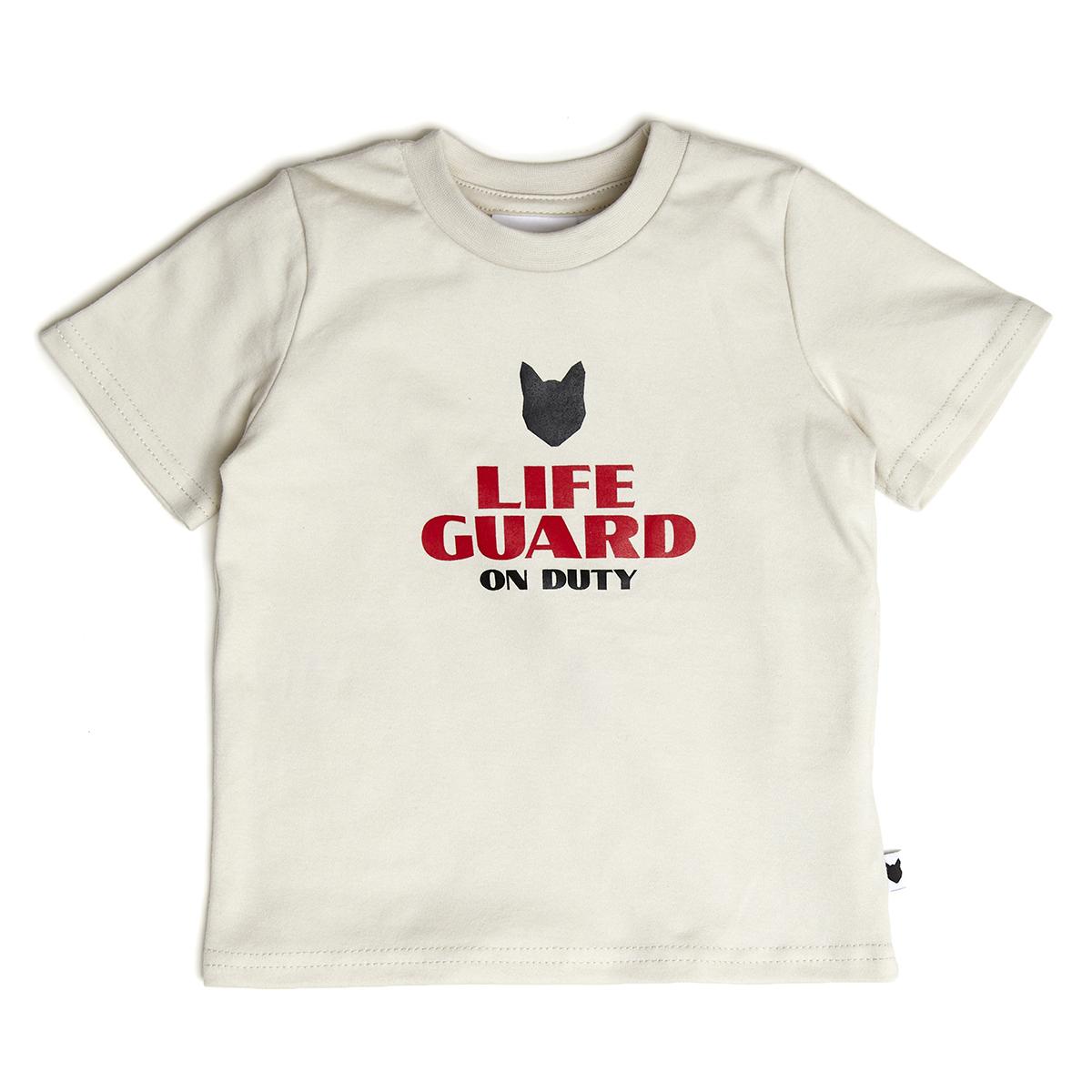 Haut bébé Tee-Shirt Lifeguard - 2/3 Ans Tee-Shirt Lifeguard - 2/3 Ans