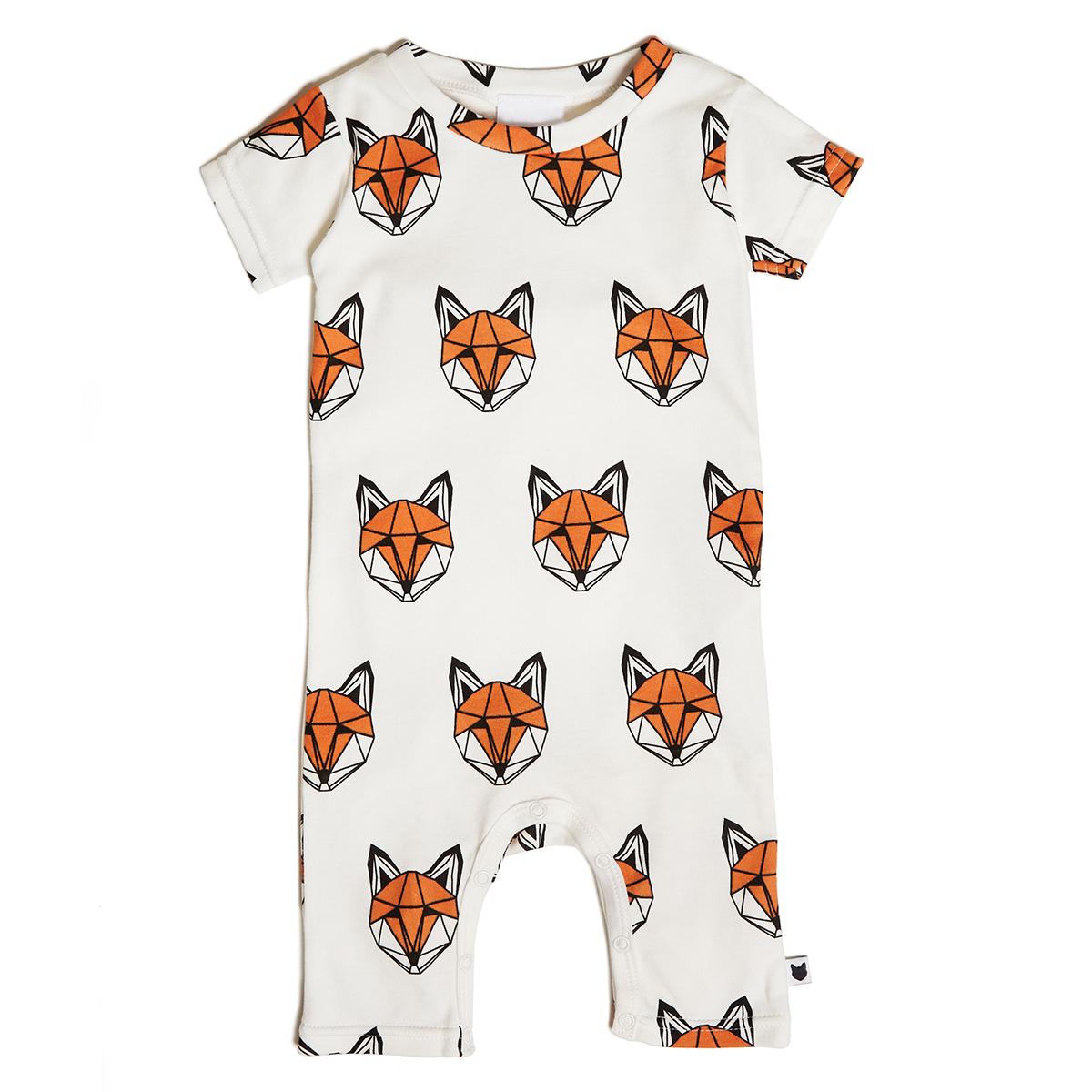 Robe & combinaison Combinaison Just Call Me Fox - 6/12 Mois Combinaison Just Call Me Fox - 6/12 Mois