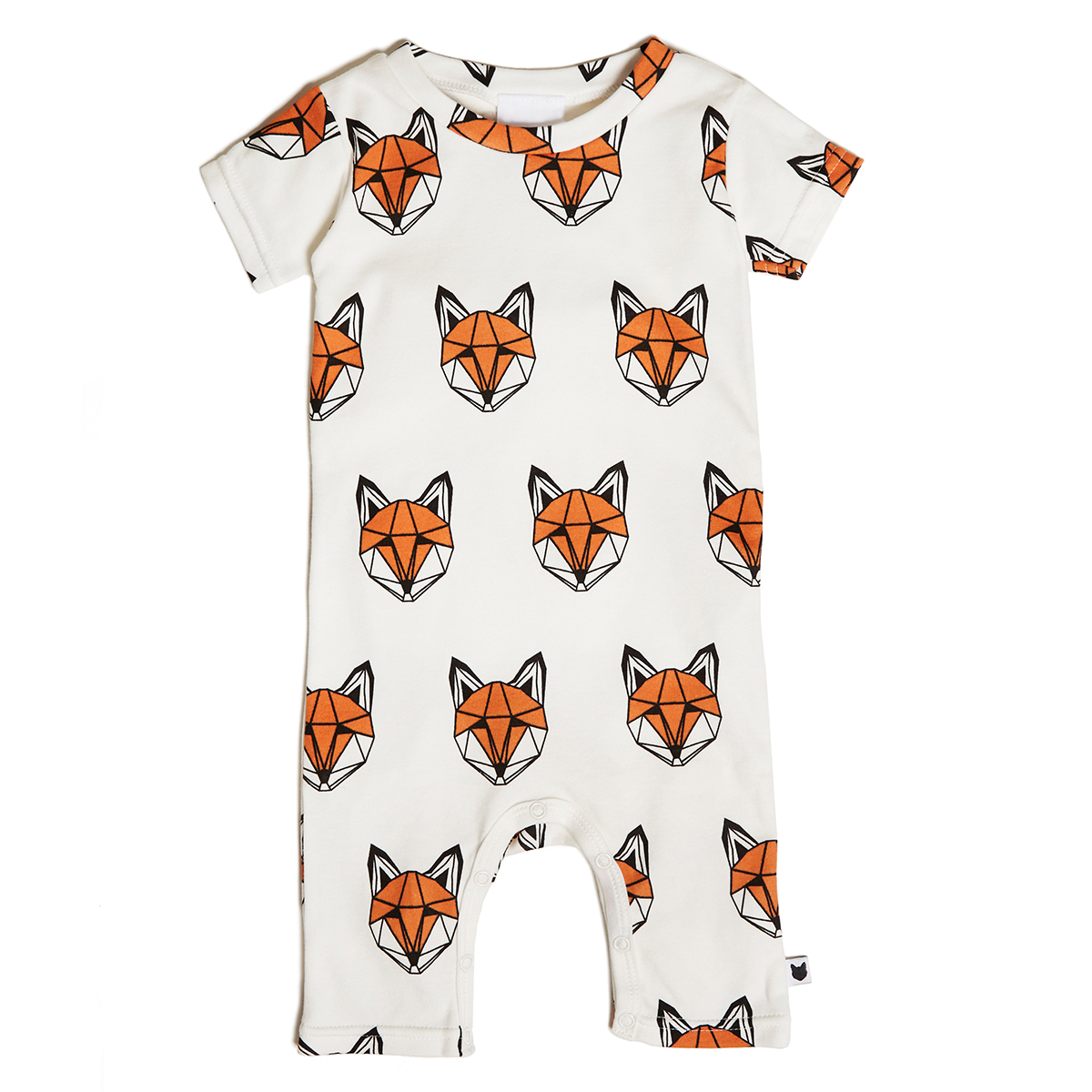Robe & combinaison Combinaison Just Call Me Fox - 3/6 Mois Combinaison Just Call Me Fox - 3/6 Mois