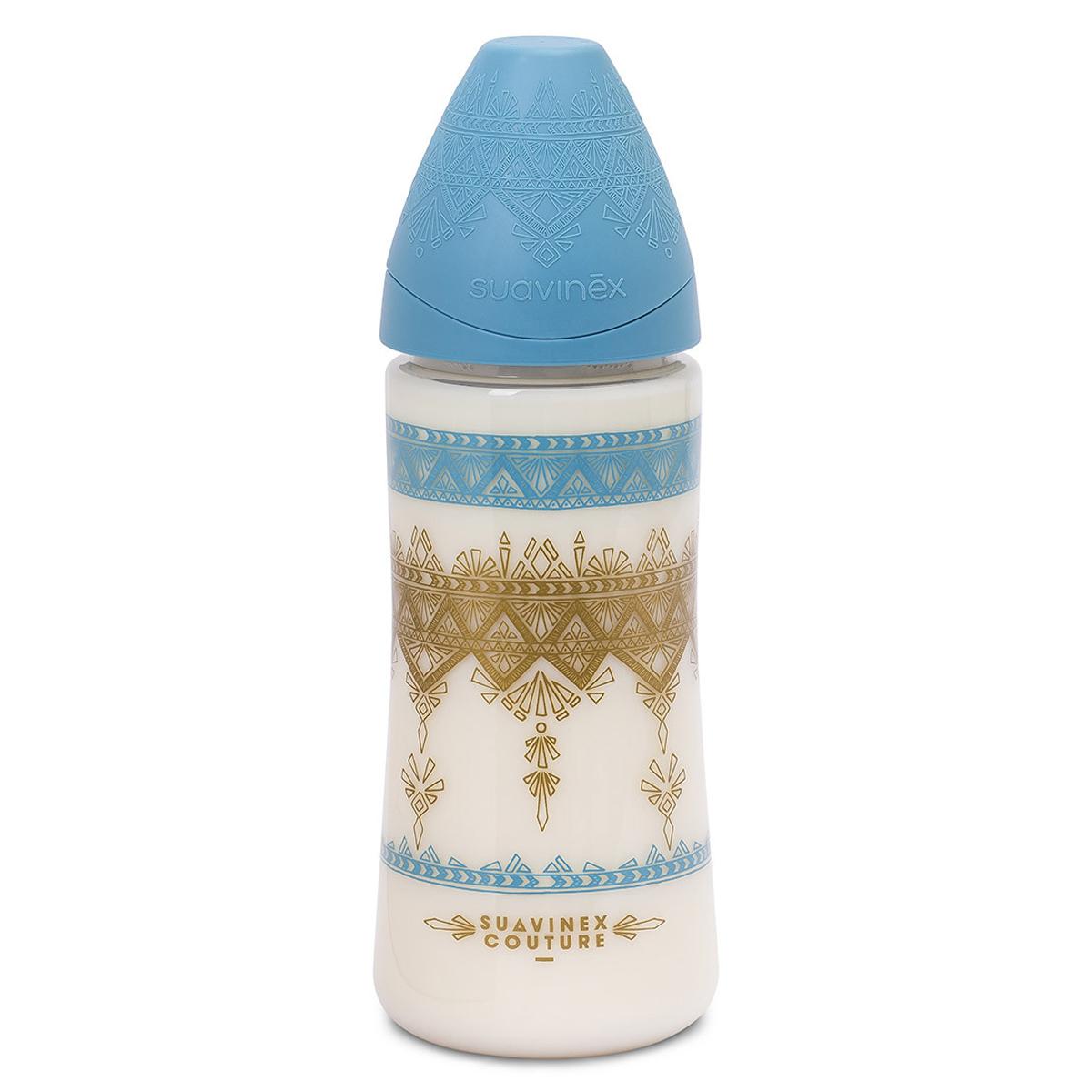 Biberon Biberon Ethnic Turquoise - 360 ml Biberon Ethnic Turquoise - 360 ml