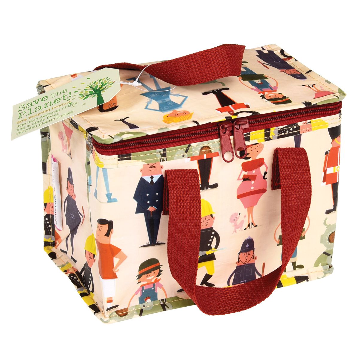 Sac isotherme Lunch Bag - World of Work Lunch Bag - World of Work